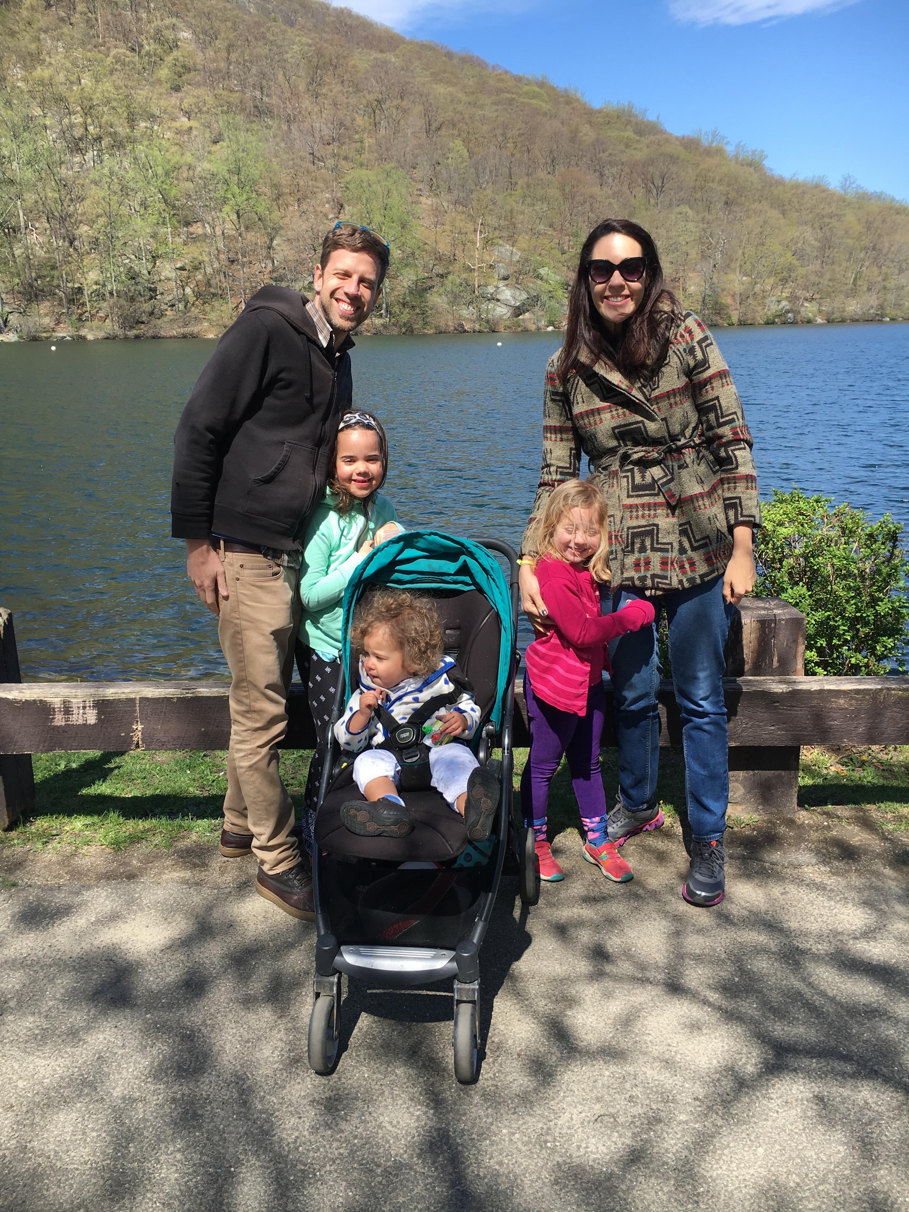 Bear Mountain family