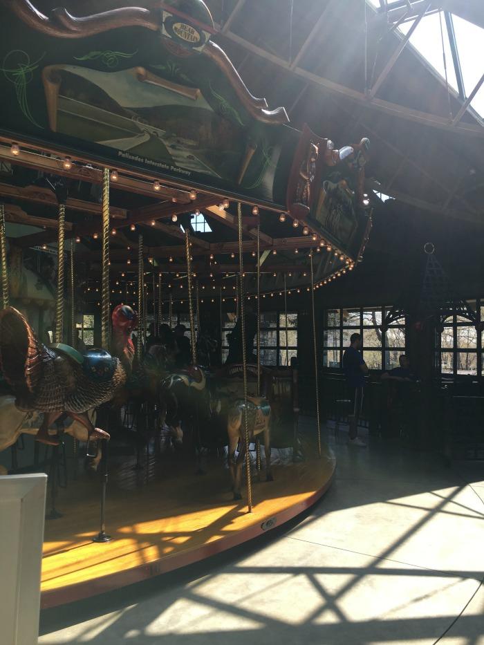 carousel at bear mountain