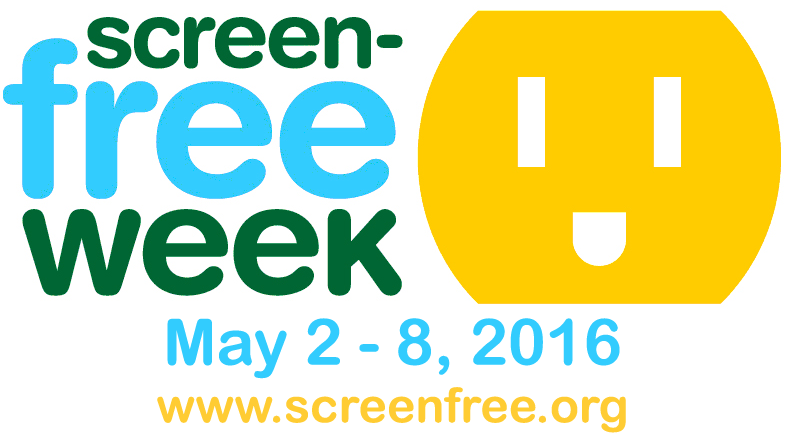 Tips to celebrate screen free week.