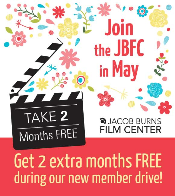 Jacob Burns Film Center Giveaway