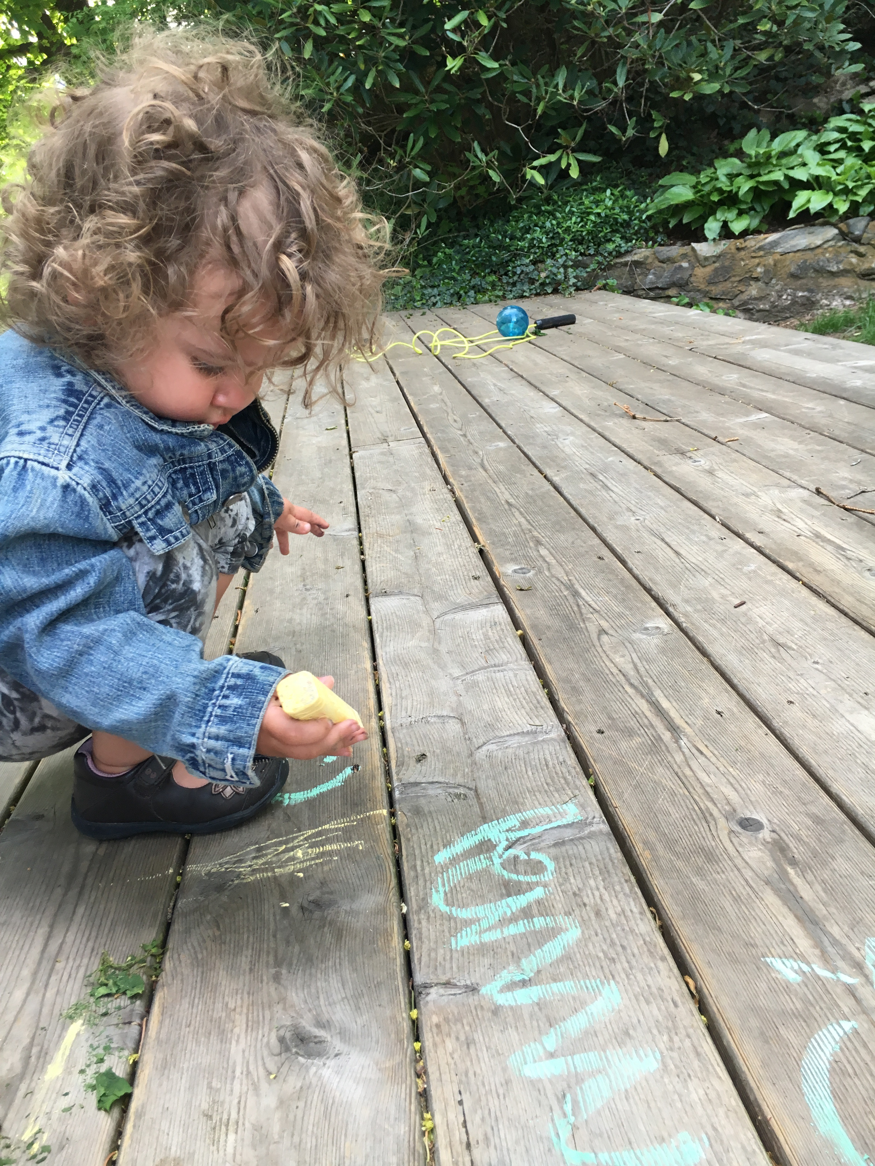 playing chalk sisters