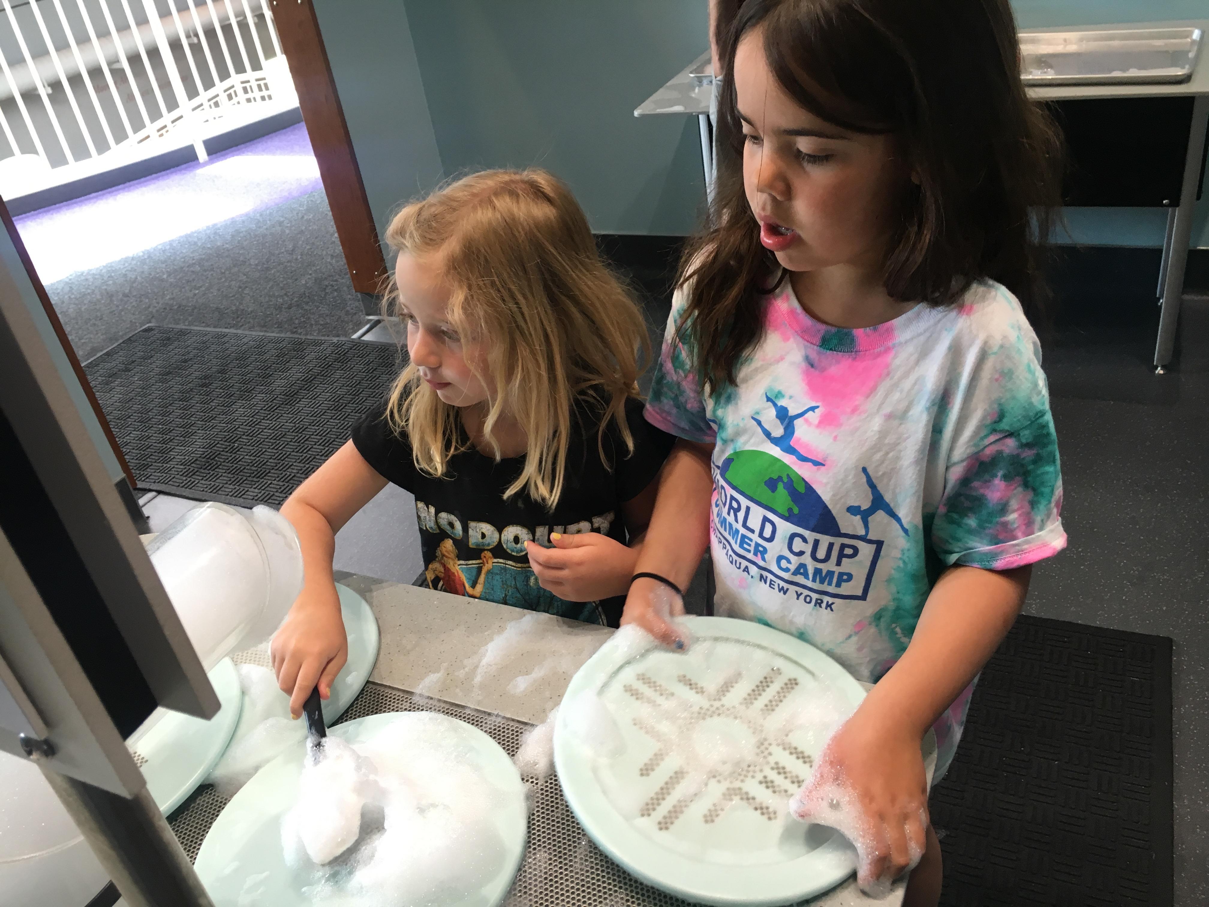 explora museum foam