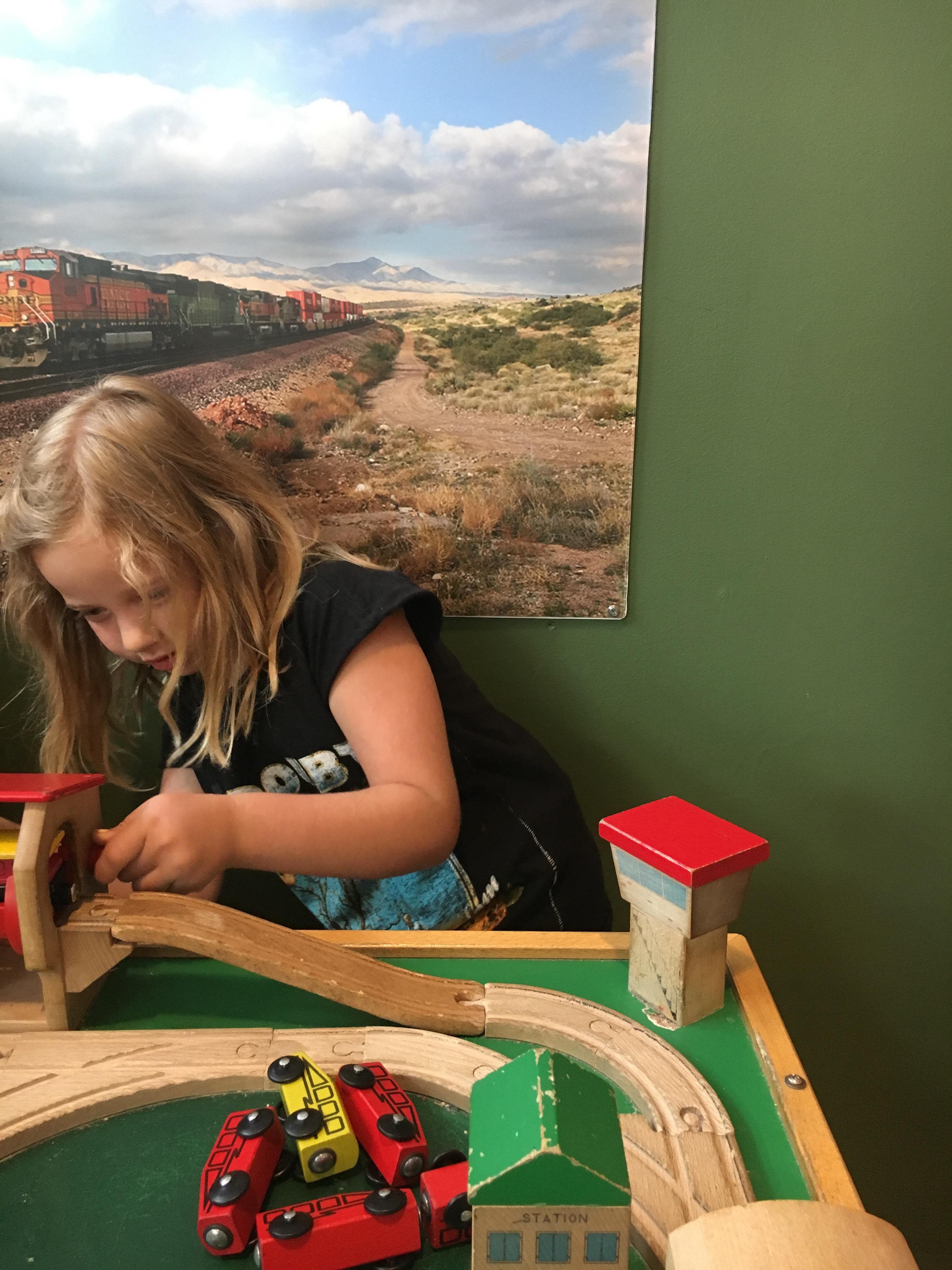 explora trains