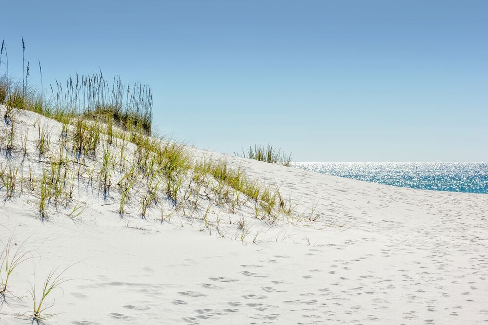 favorite beaches empty