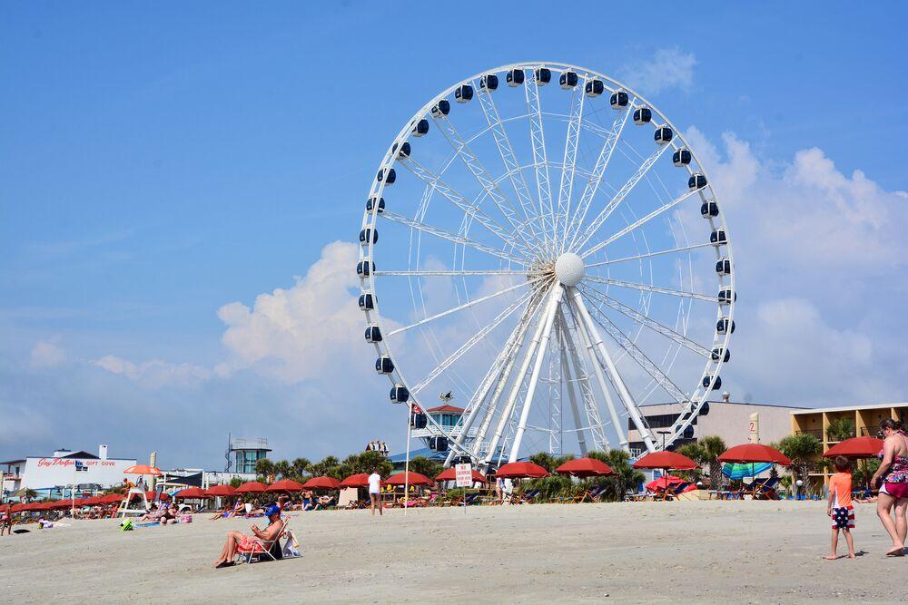 favorite beaches wheel