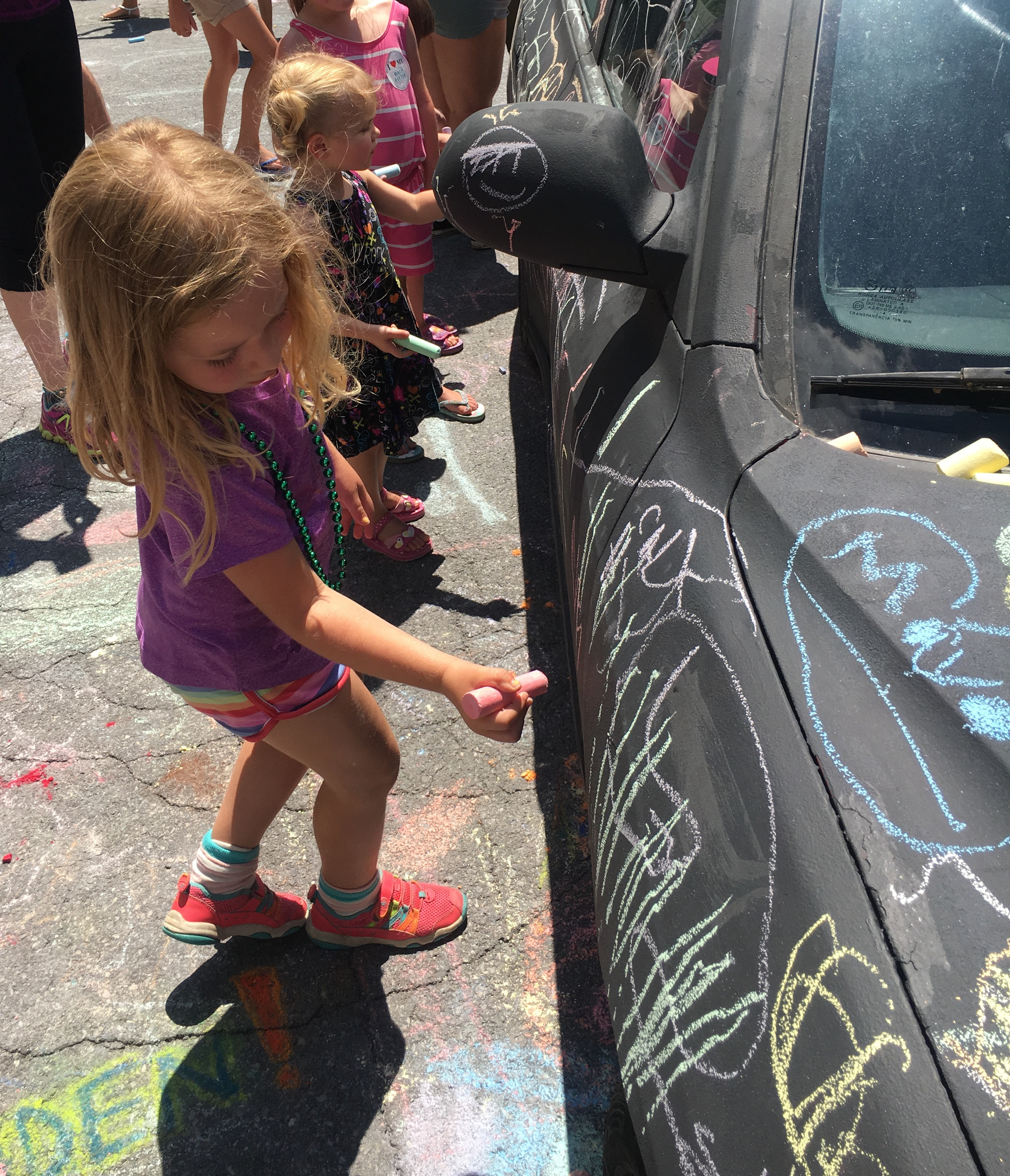 hudson valley chalk car