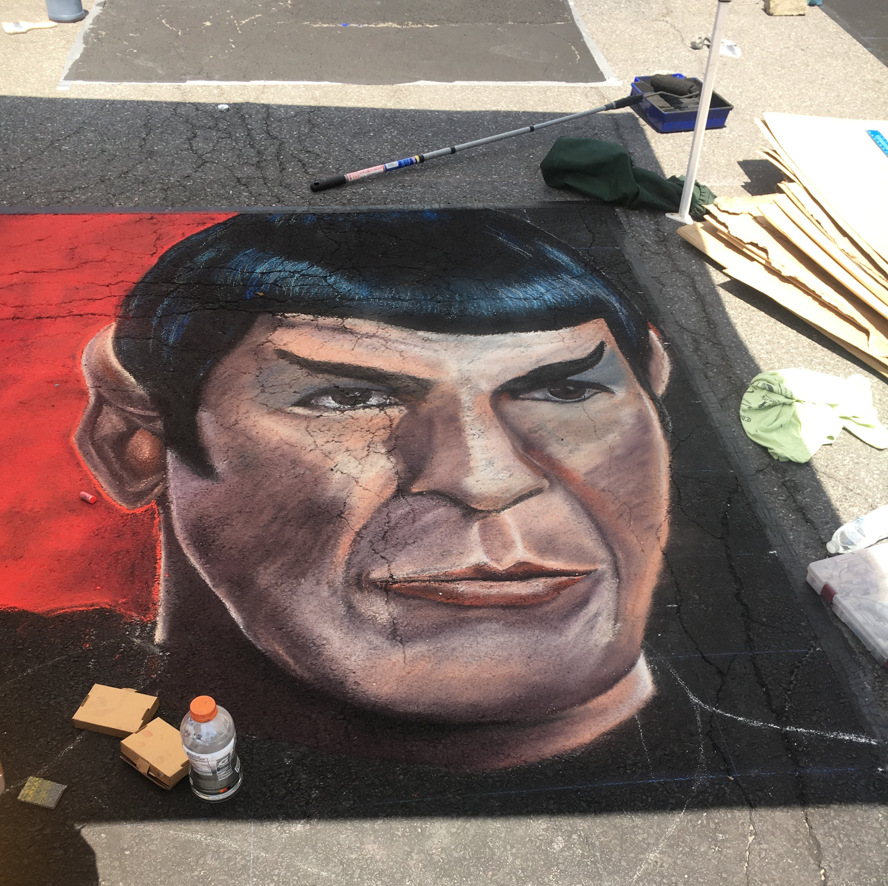 hudson valley chalk spock