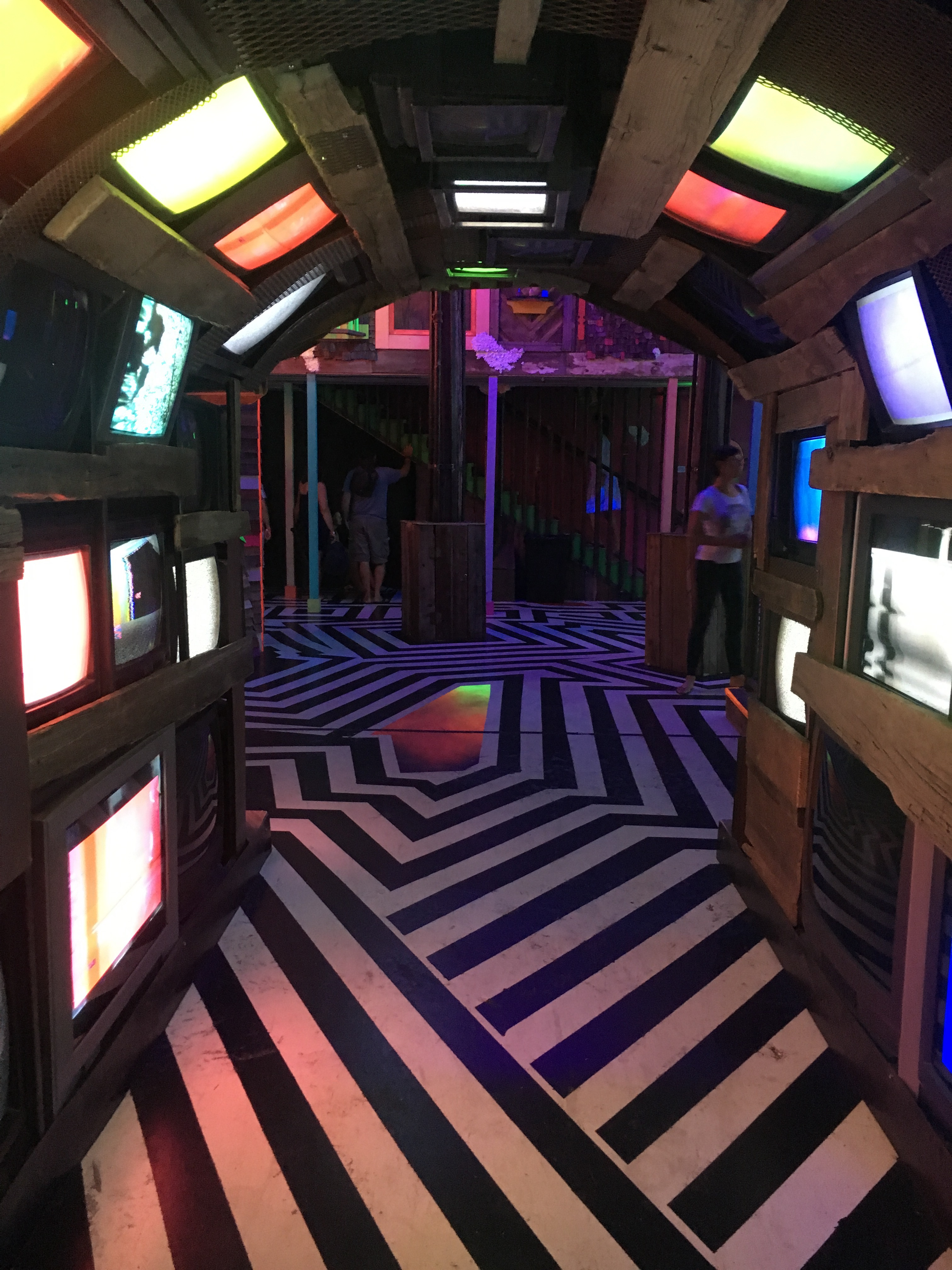 meow wolf TV
