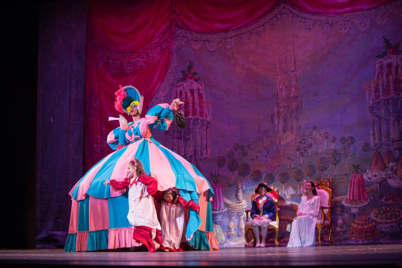 Brooklyn Center for the Performing Arts production of the Nutcracker
