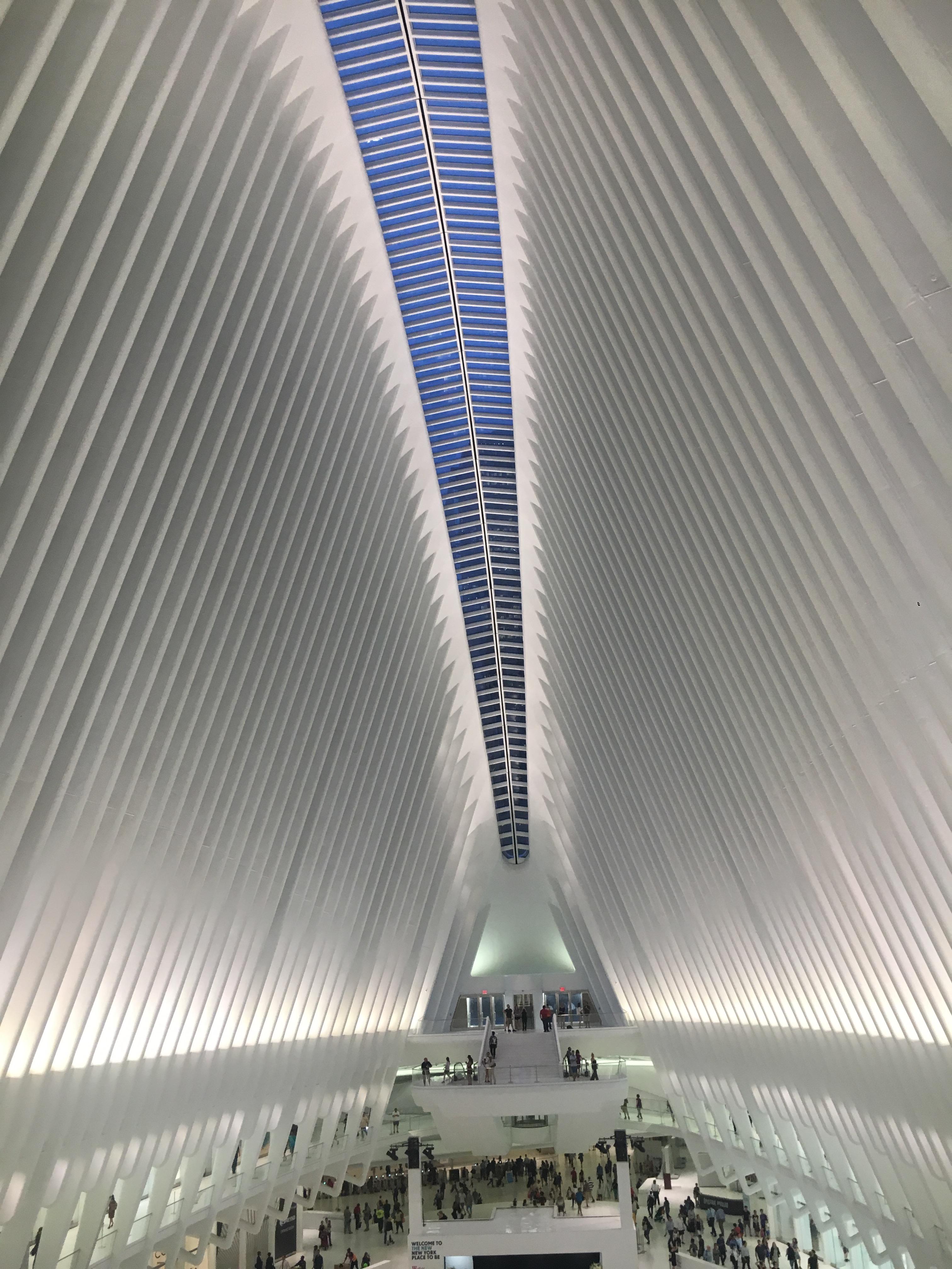 oculus nyc inside