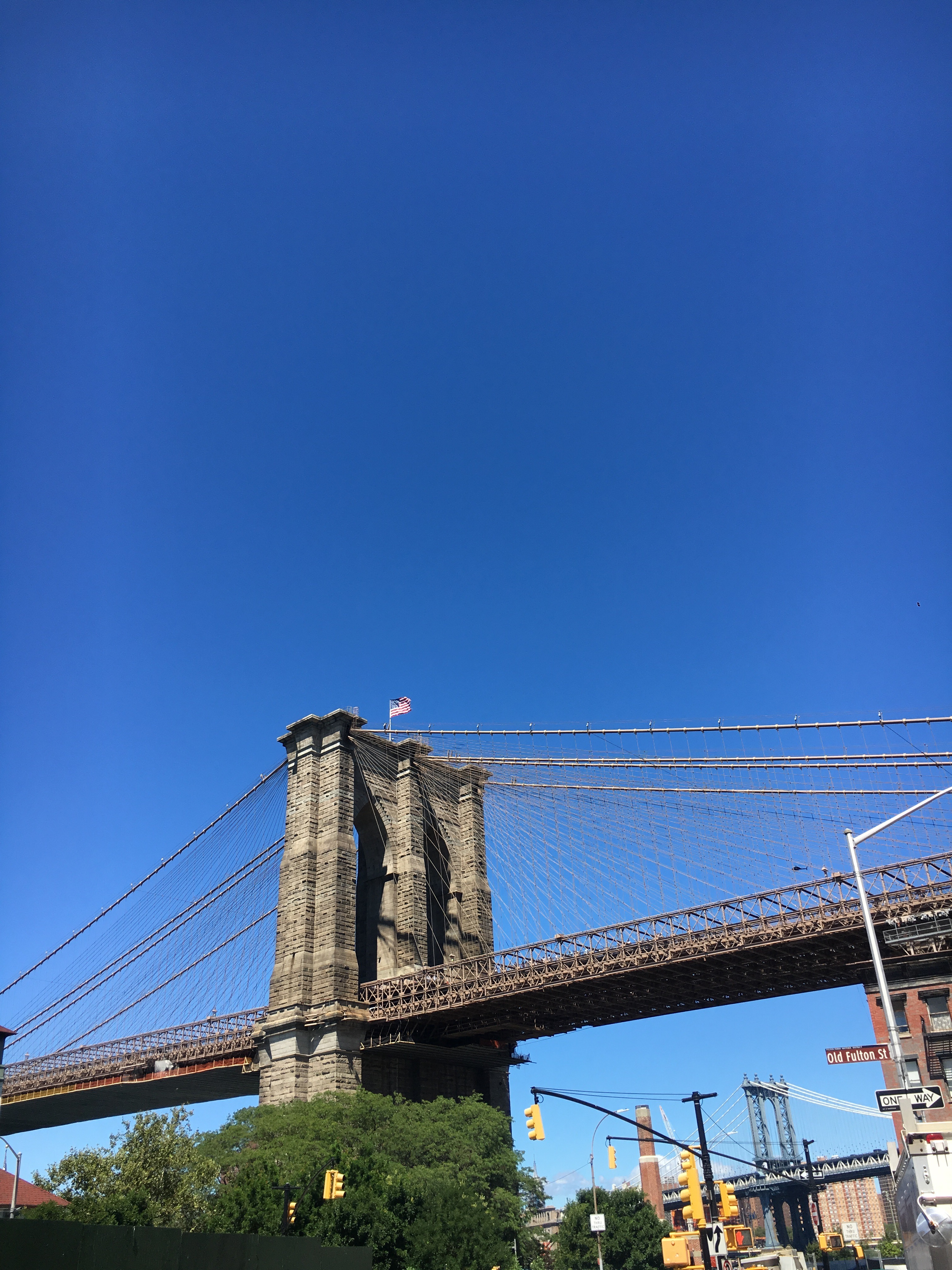 national park service brooklyn bridge