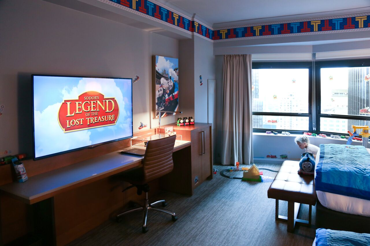 Thomas & Friends Suite in NYC
