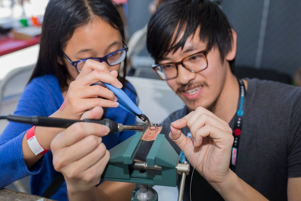 World MAker Faire Giveaway