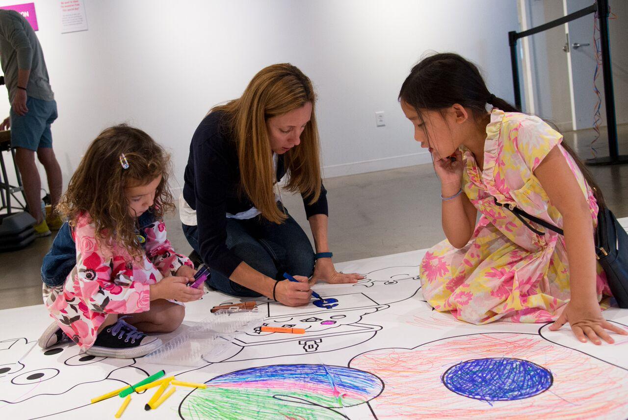 JBFC Kids drawing