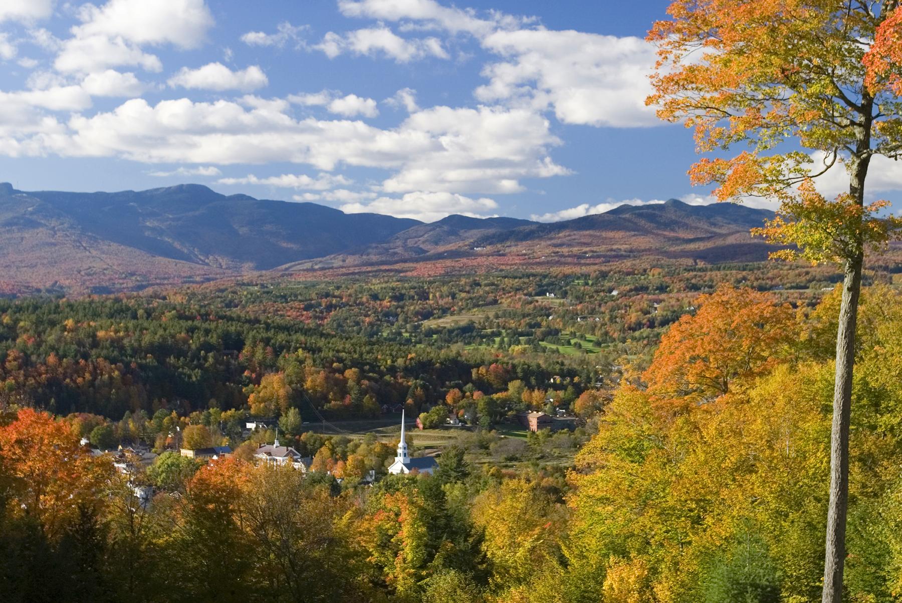 Topnotch Resort in Vermont