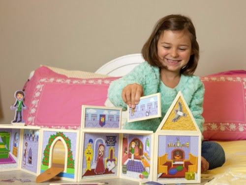 Build & Imagine's Fun Magnetic Play Sets for Kids