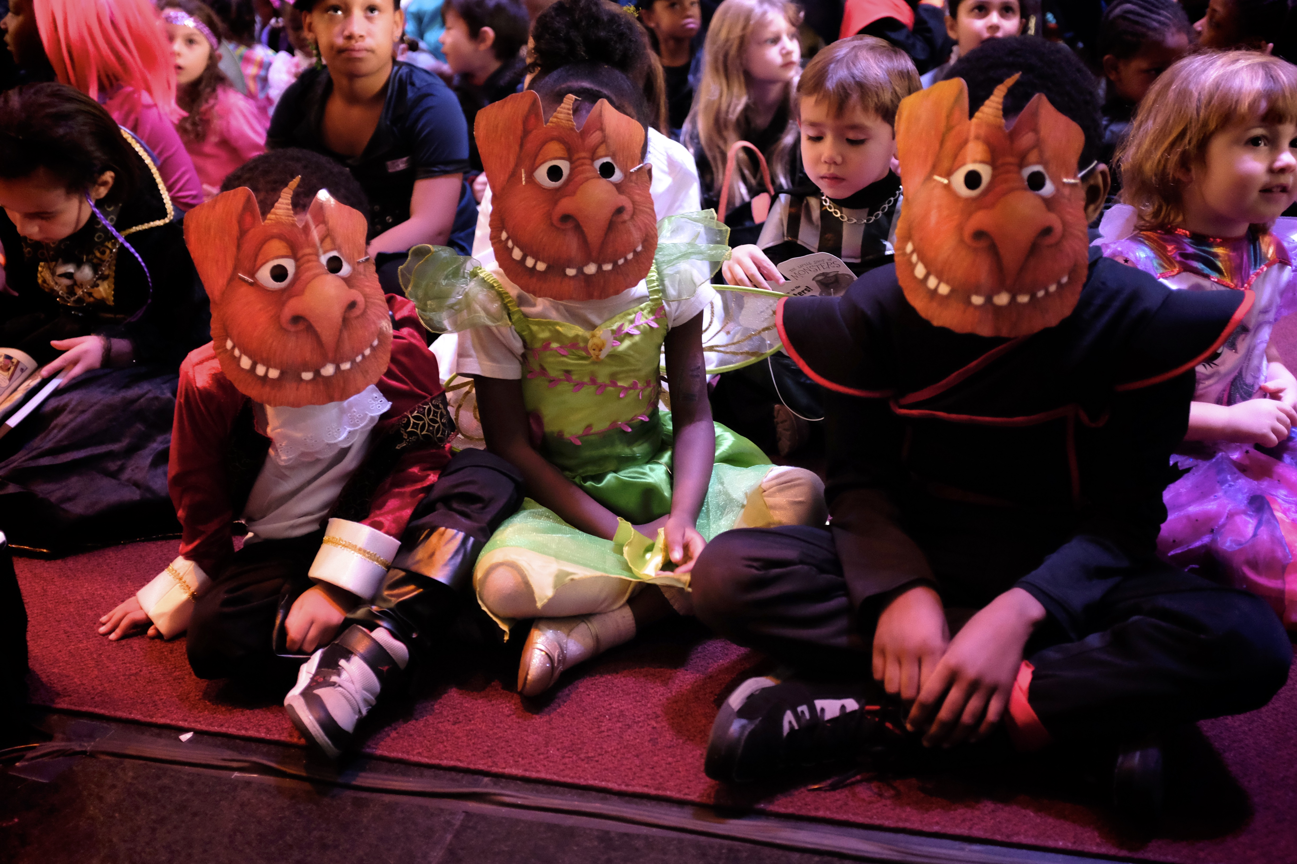 Halloween Fun at Lincoln Center with the Annual LC Kids Trick-or-Treat Event