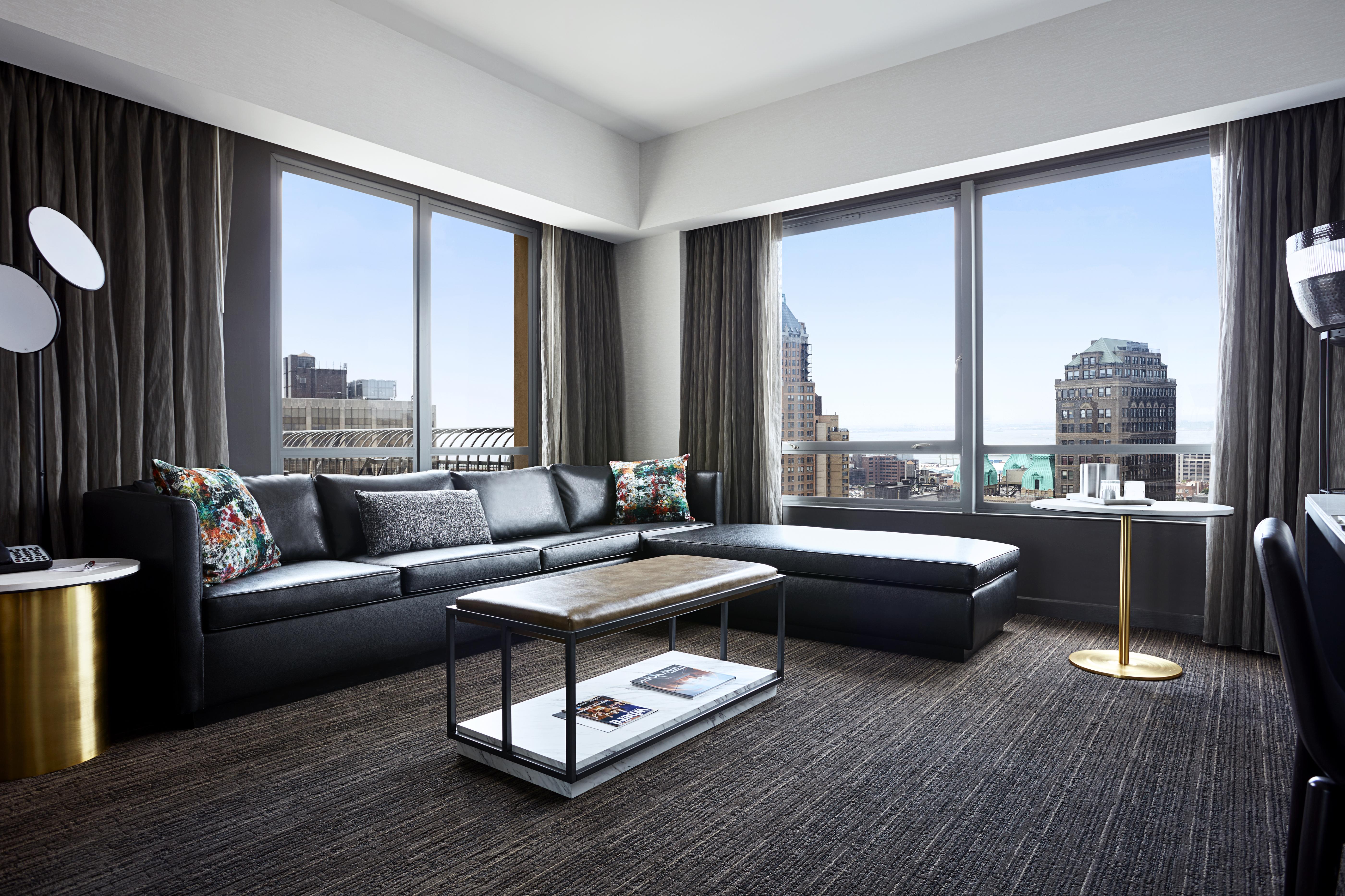brooklyn marriott rooms
