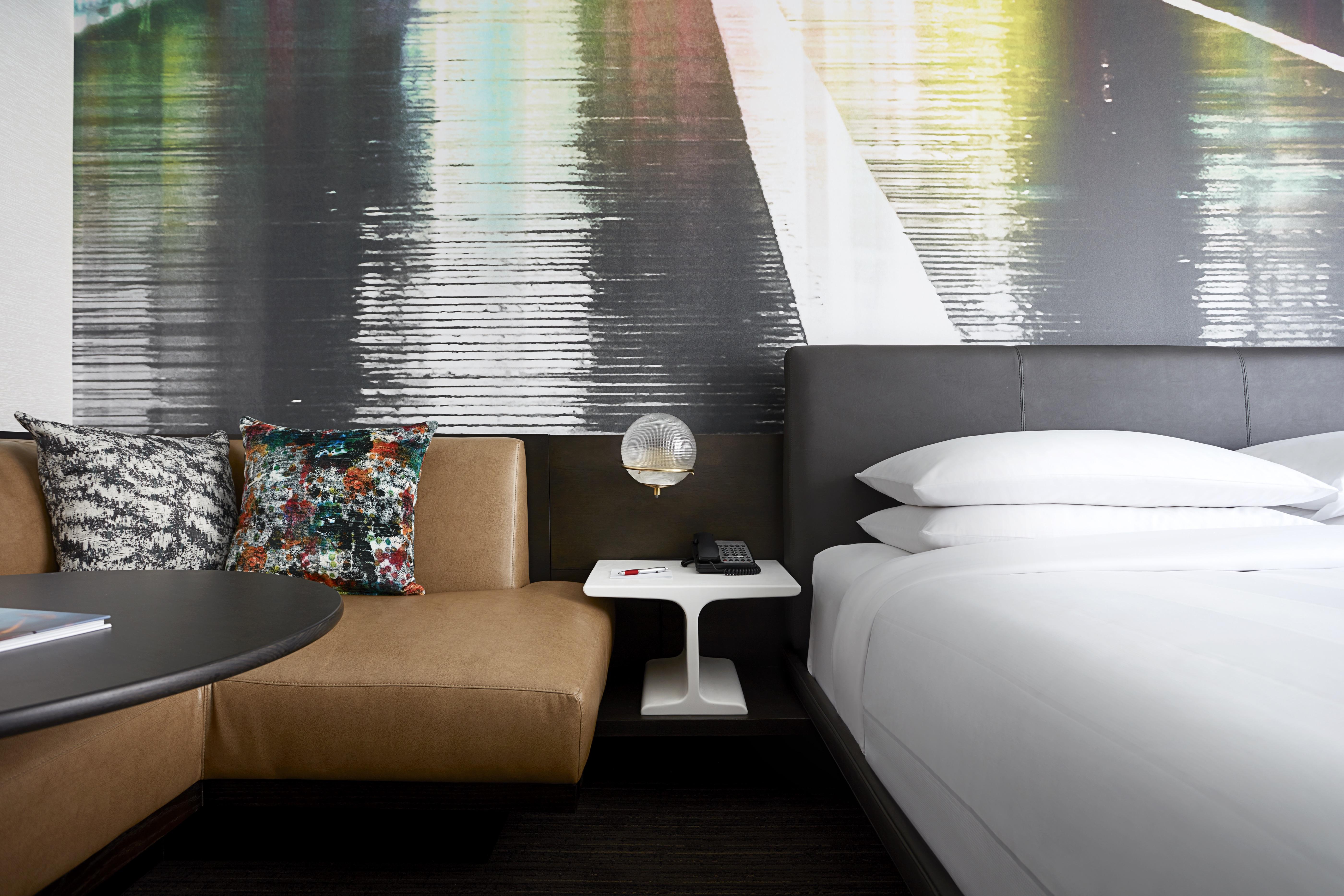 brooklyn marriott bedrooms