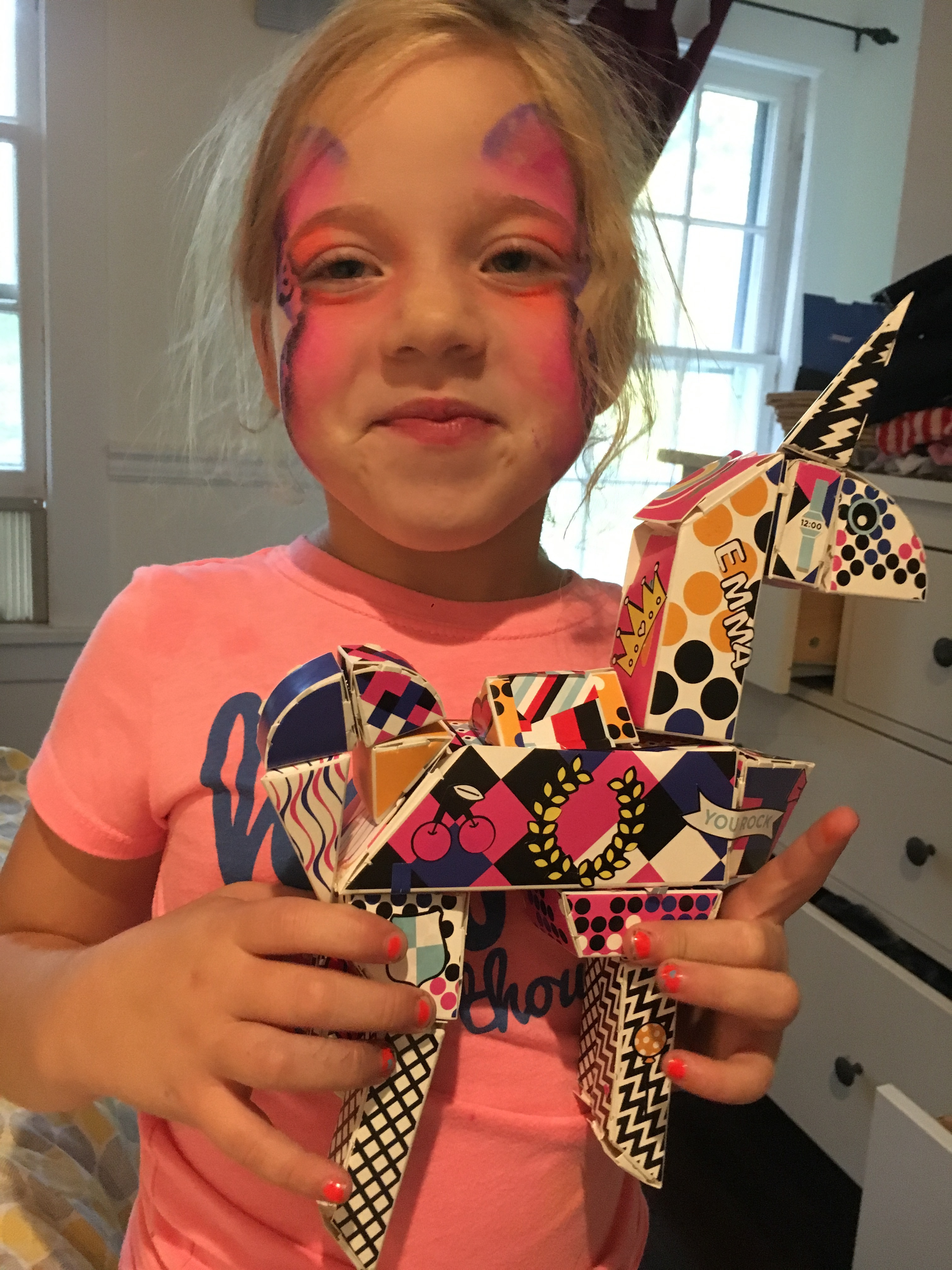 Serious Paper Fun with Paper Punk