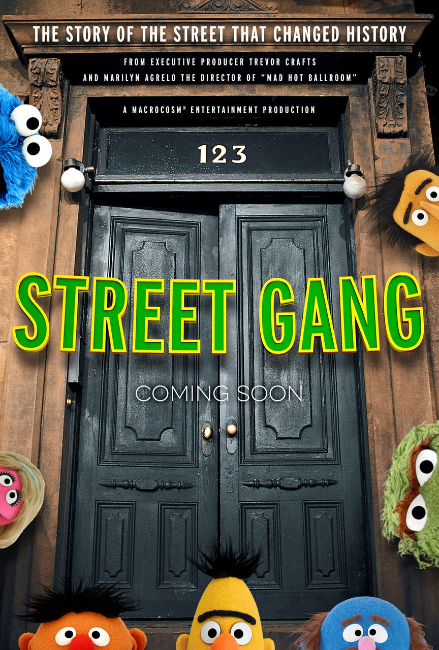 Street Gang:The Origin Story of Sesame Street
