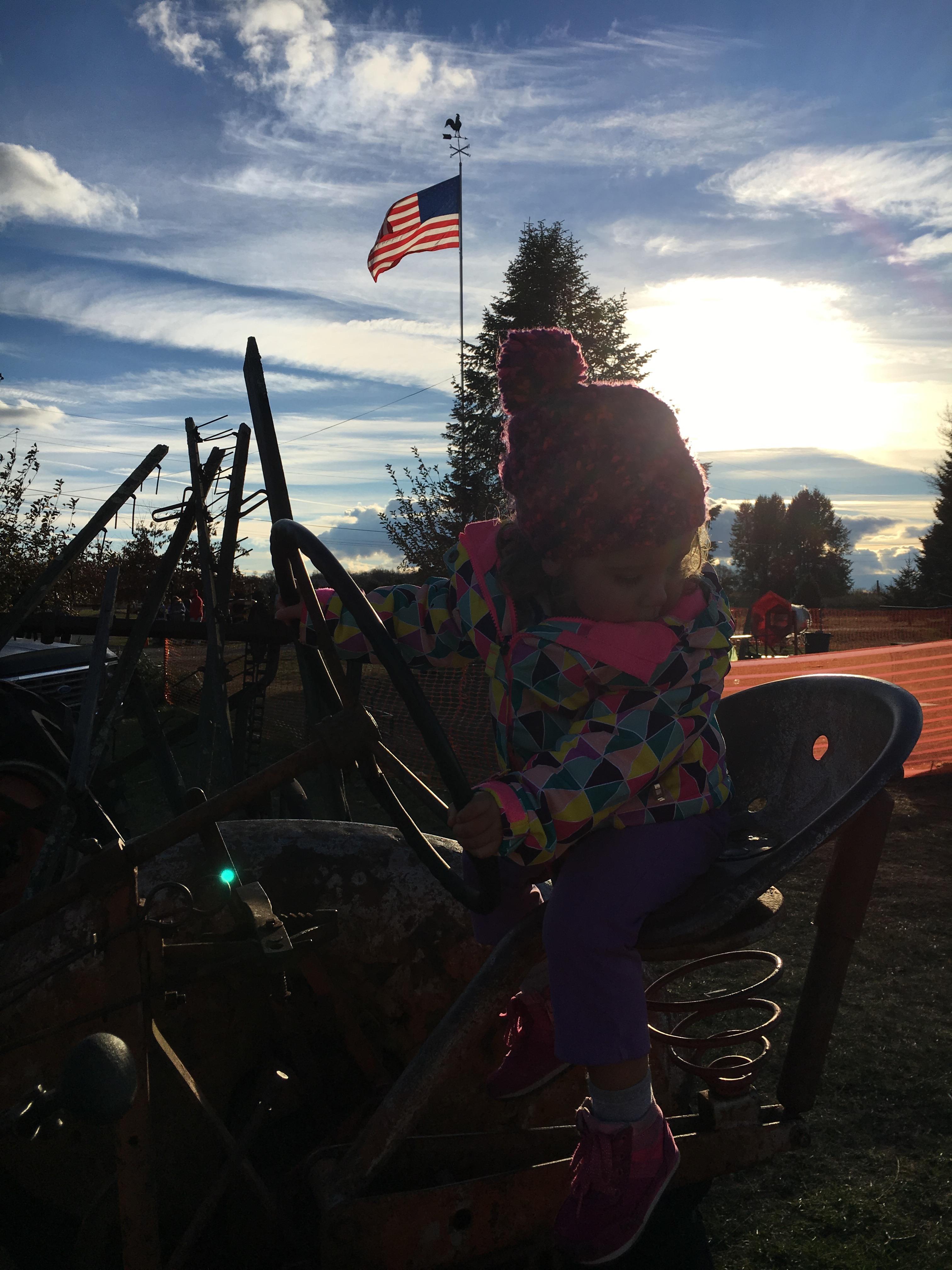 Kicking Off the Christmas Season at Wilkens Fruit & Fir Farm