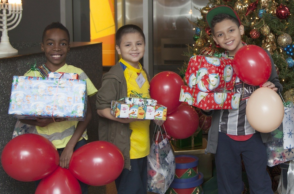 Holiday Toy Drive for Homeless Children