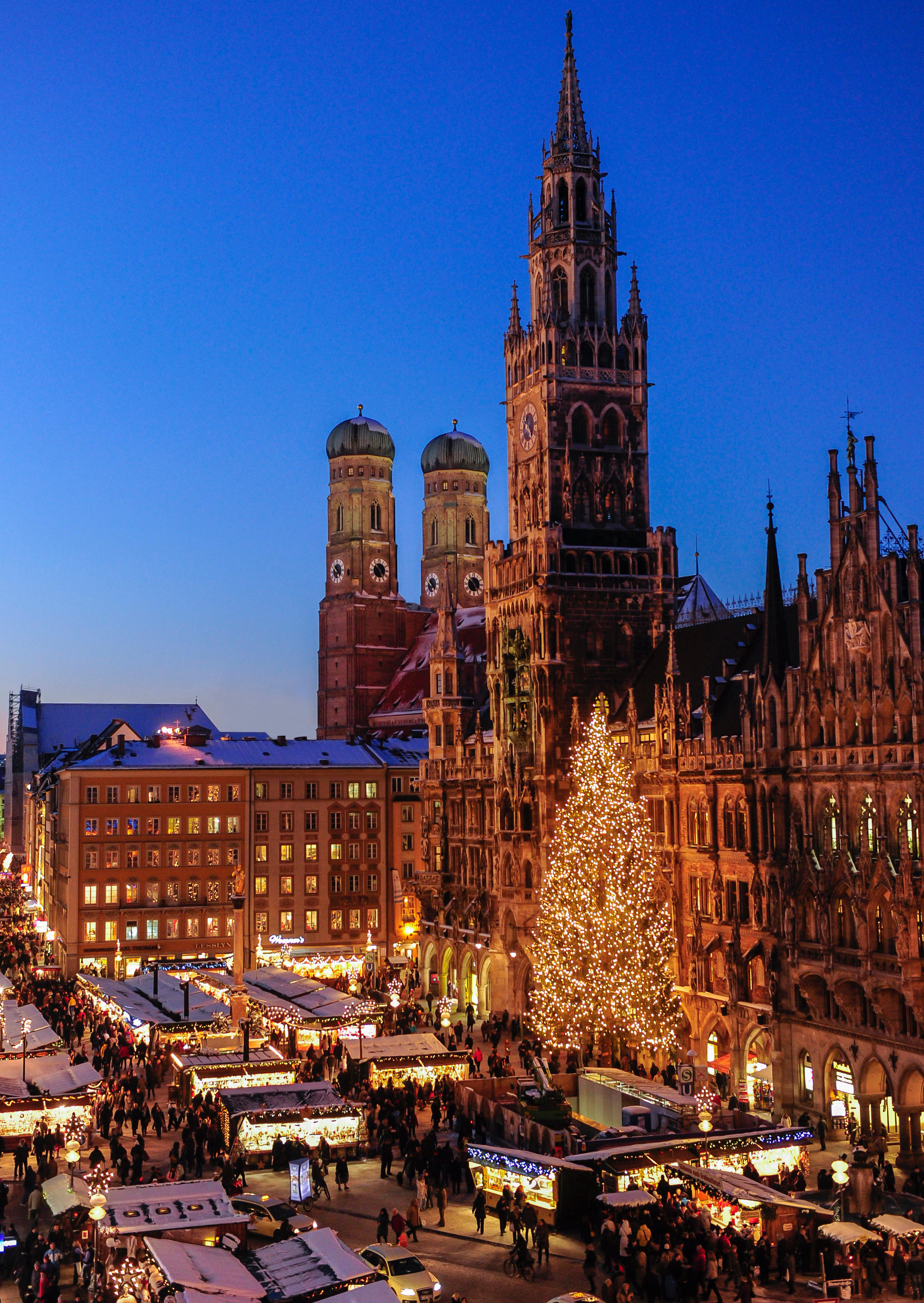 Munich's Christmas Market: What to Expect