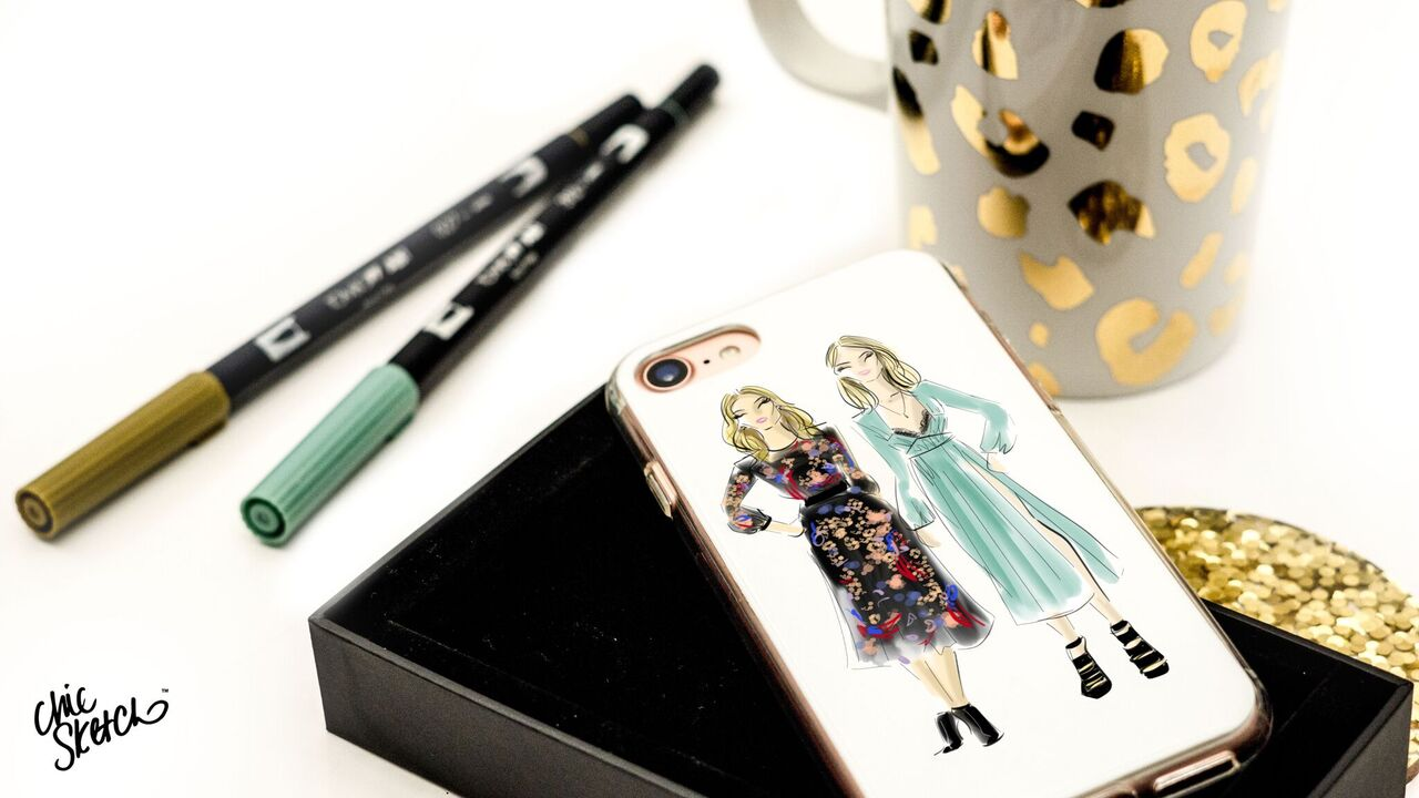 Fashion App Chic Sketch Launches New Merchandise Line