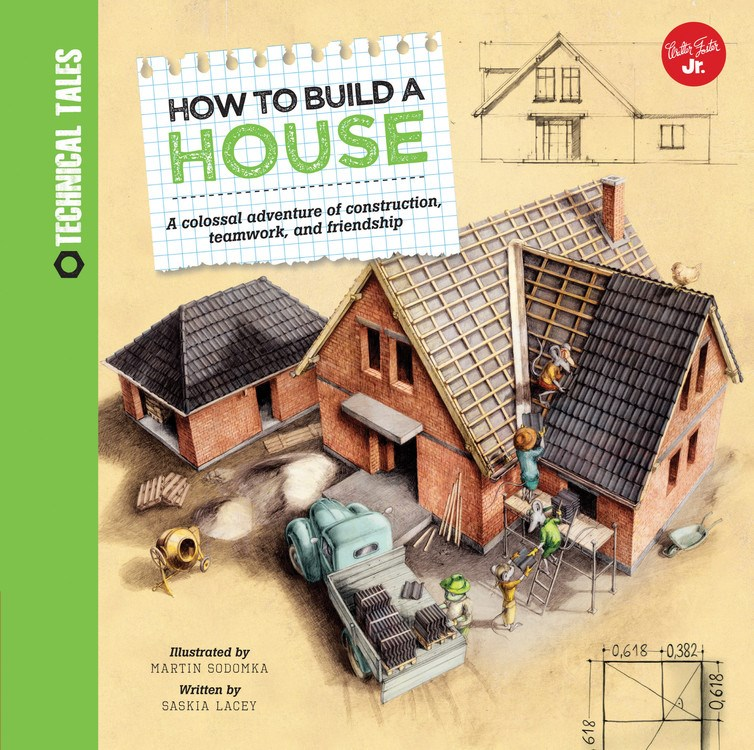 Kids 39 Book Corner How To Build A House Weekend Jaunts
