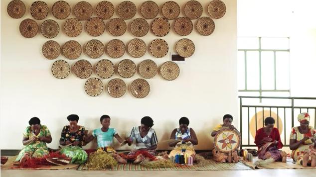 Beautiful Macy's Rwanda Path to Peace Ornaments
