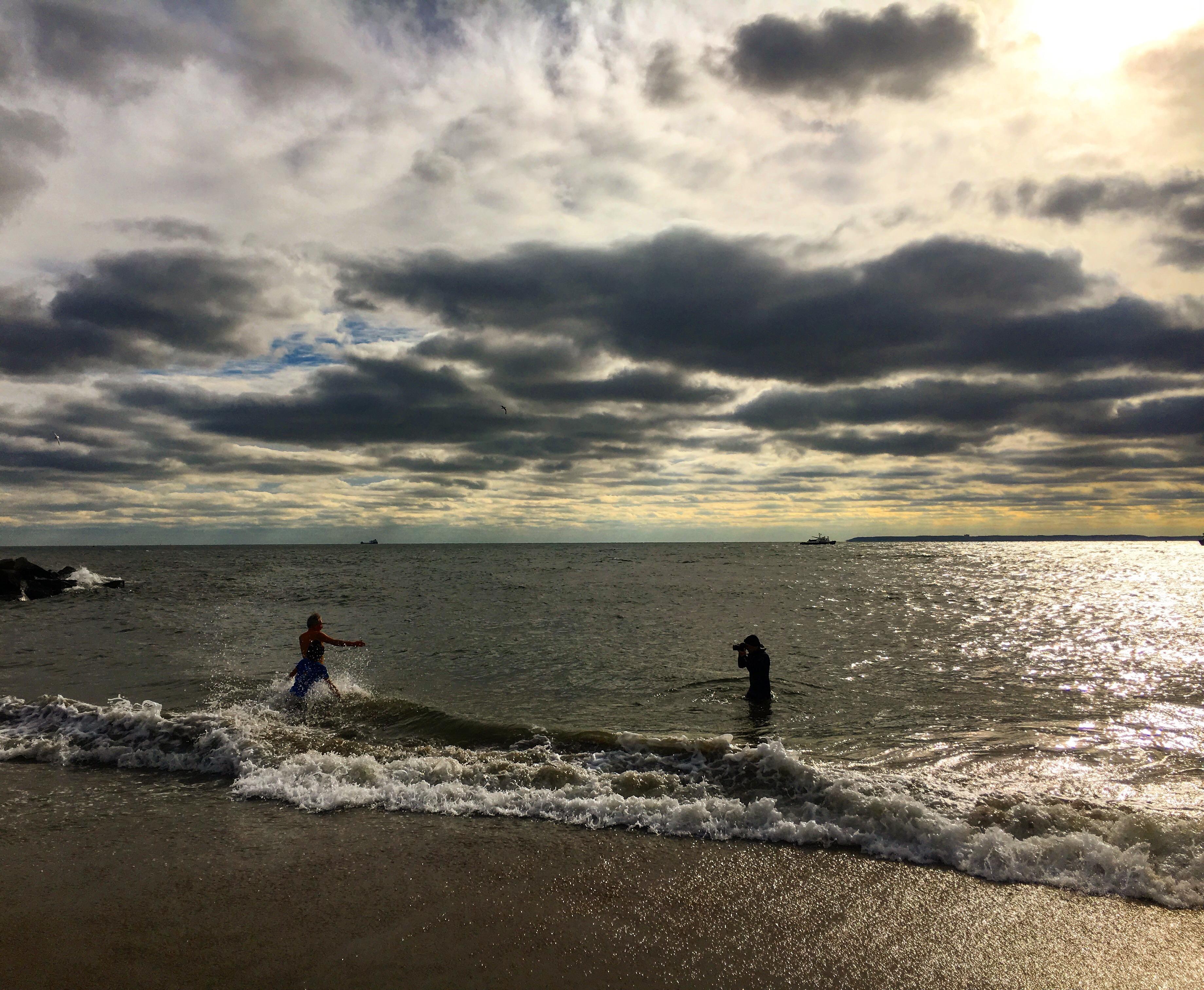 2016 Coney Island Polar Dip