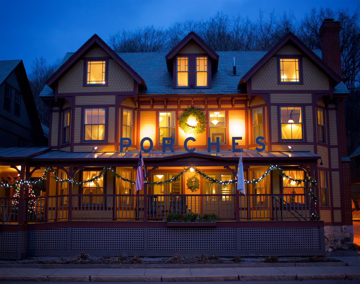 Berkshires Skiing: Ski and Stay a While Packages
