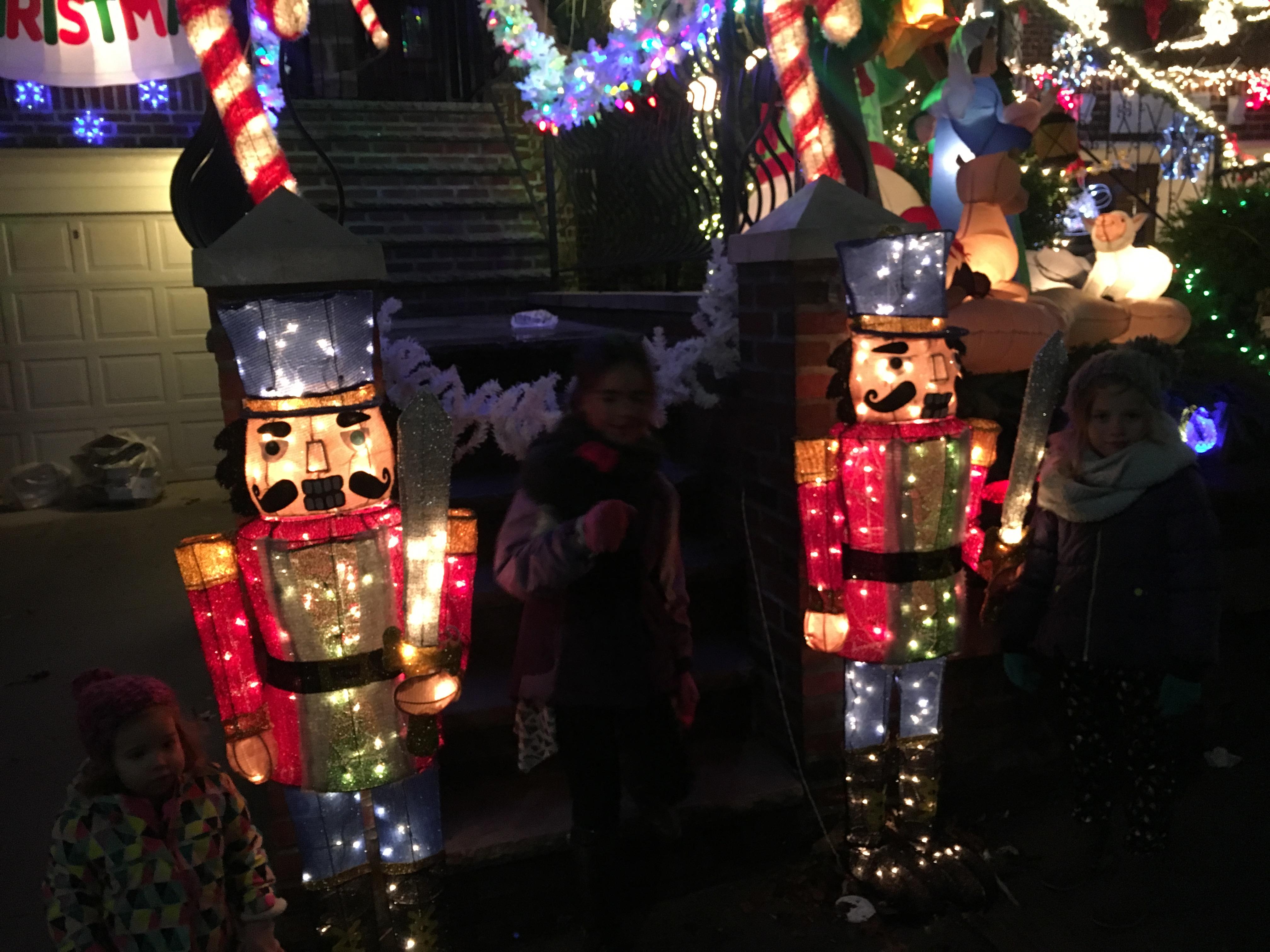 Dyker Heights Christmas lights