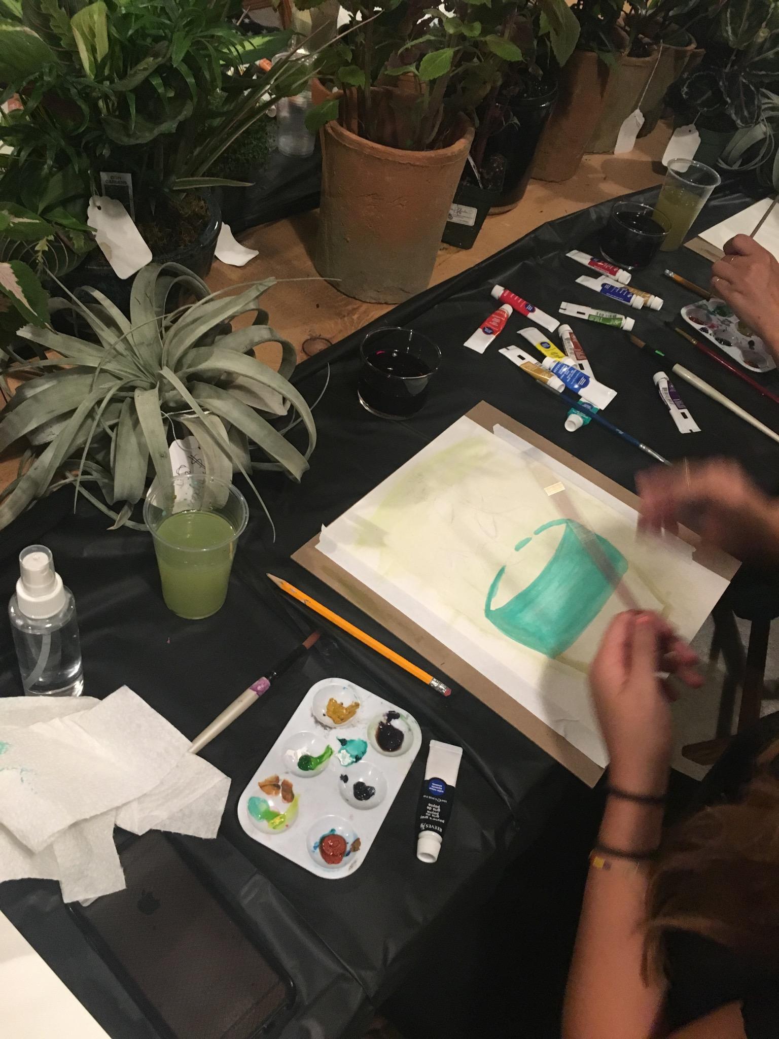 adult art workshops in brooklyn