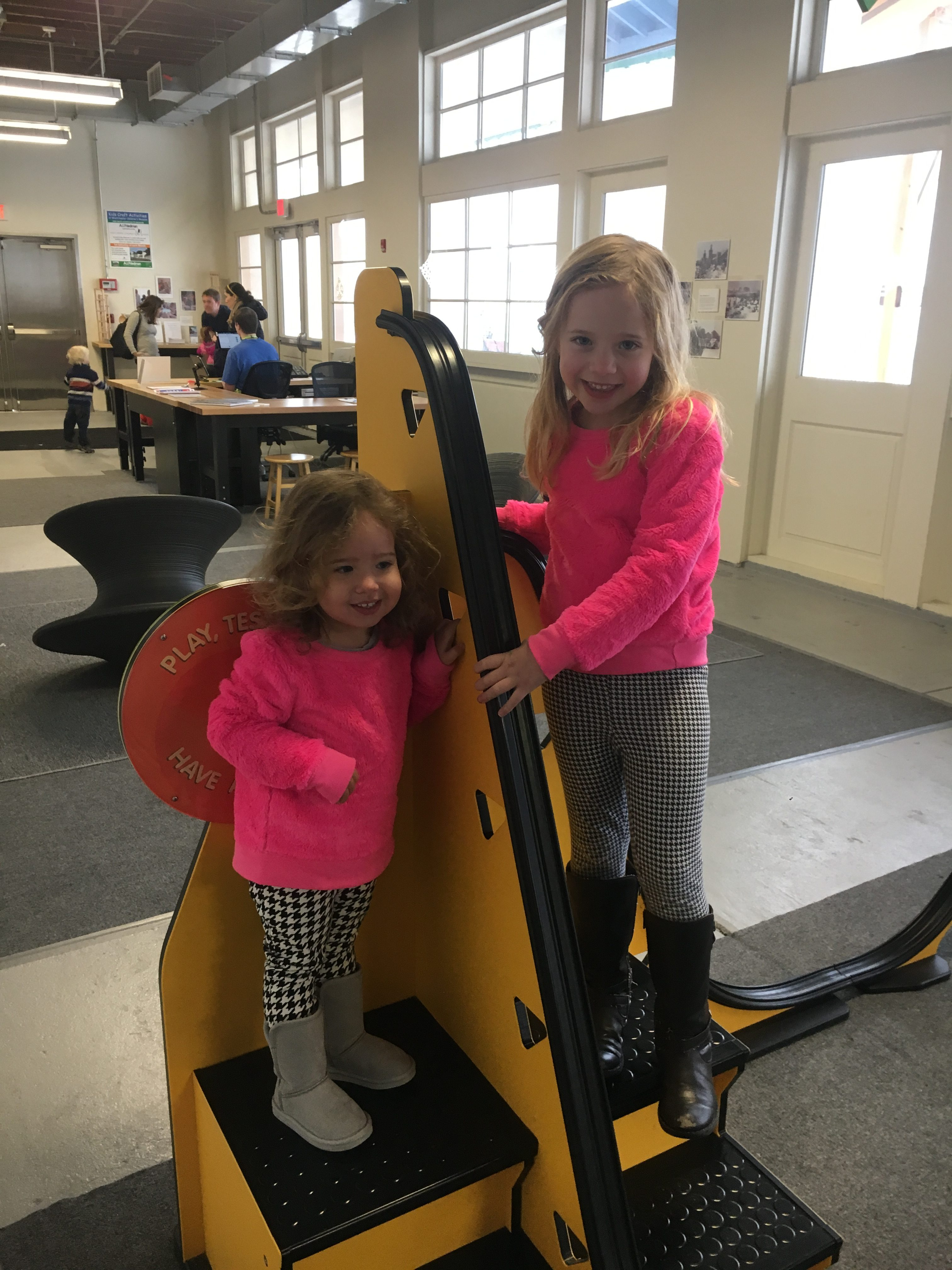 seriously play at westchester children's museum