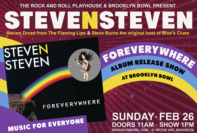 stevensteven concert for kids