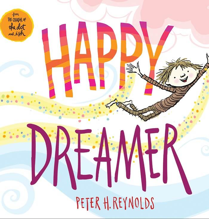 jacob burns film center Happy Dreamer with author Peter H. Reynolds