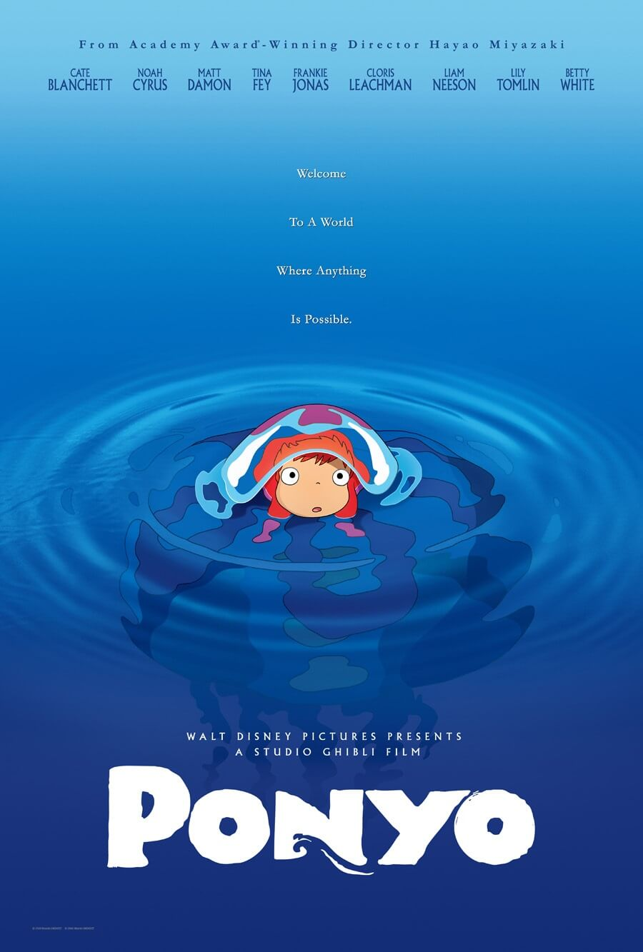 jacob burns film center programs with Ponyo