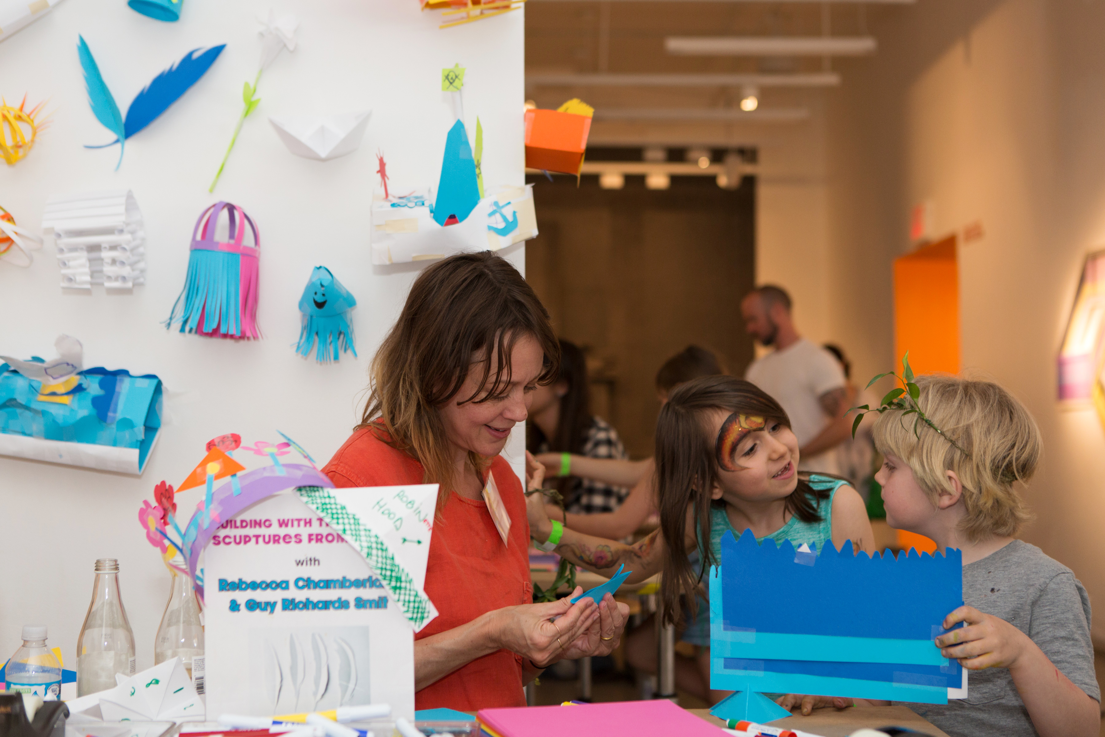Children's Museum of the Arts Family Day & Kids Fair 2016