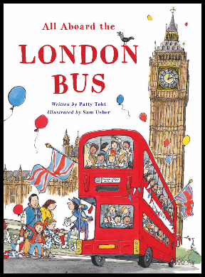 Kids' Book Corner: All Aboard the London Bus