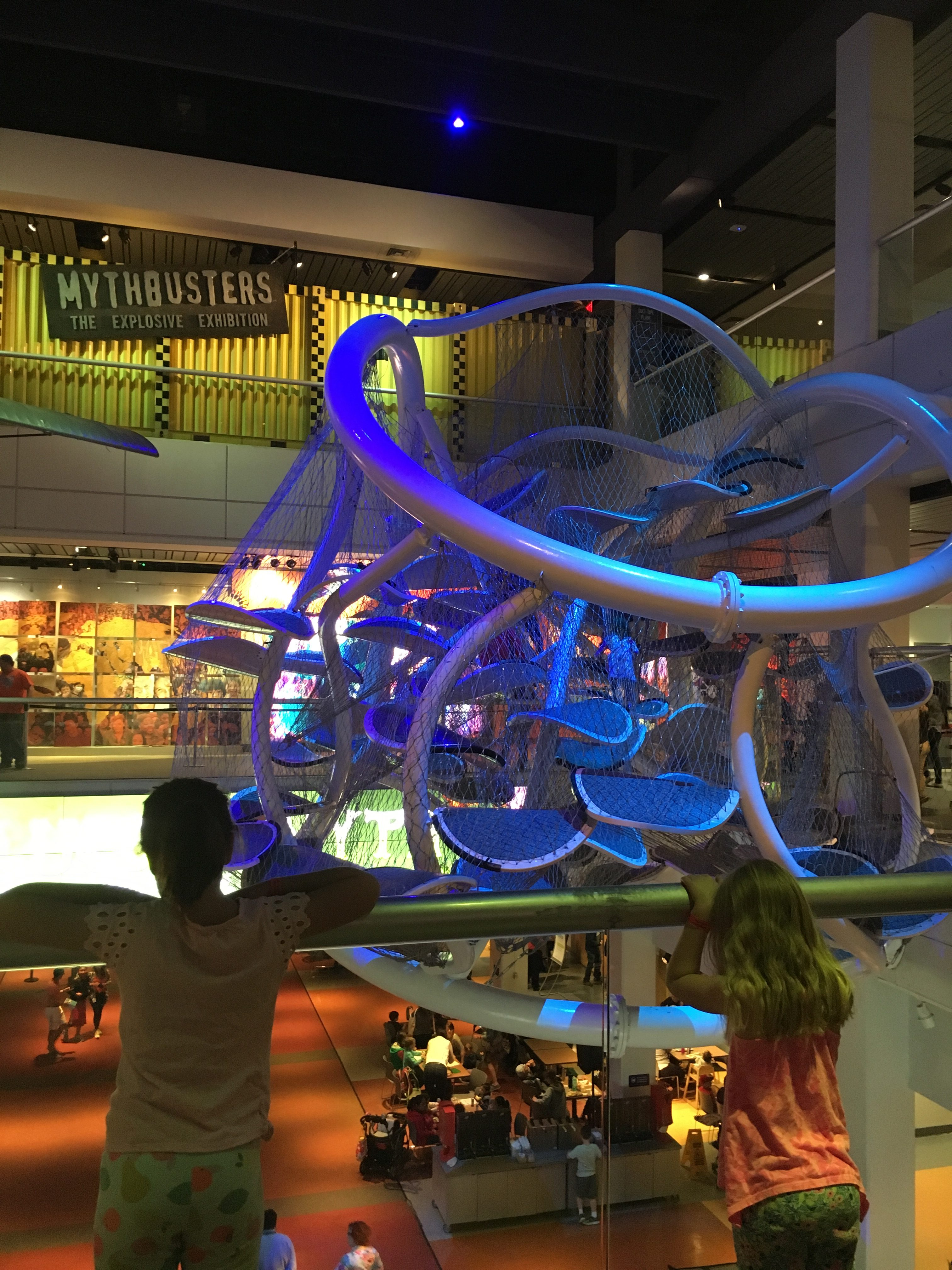 once upon a myth: liberty science center