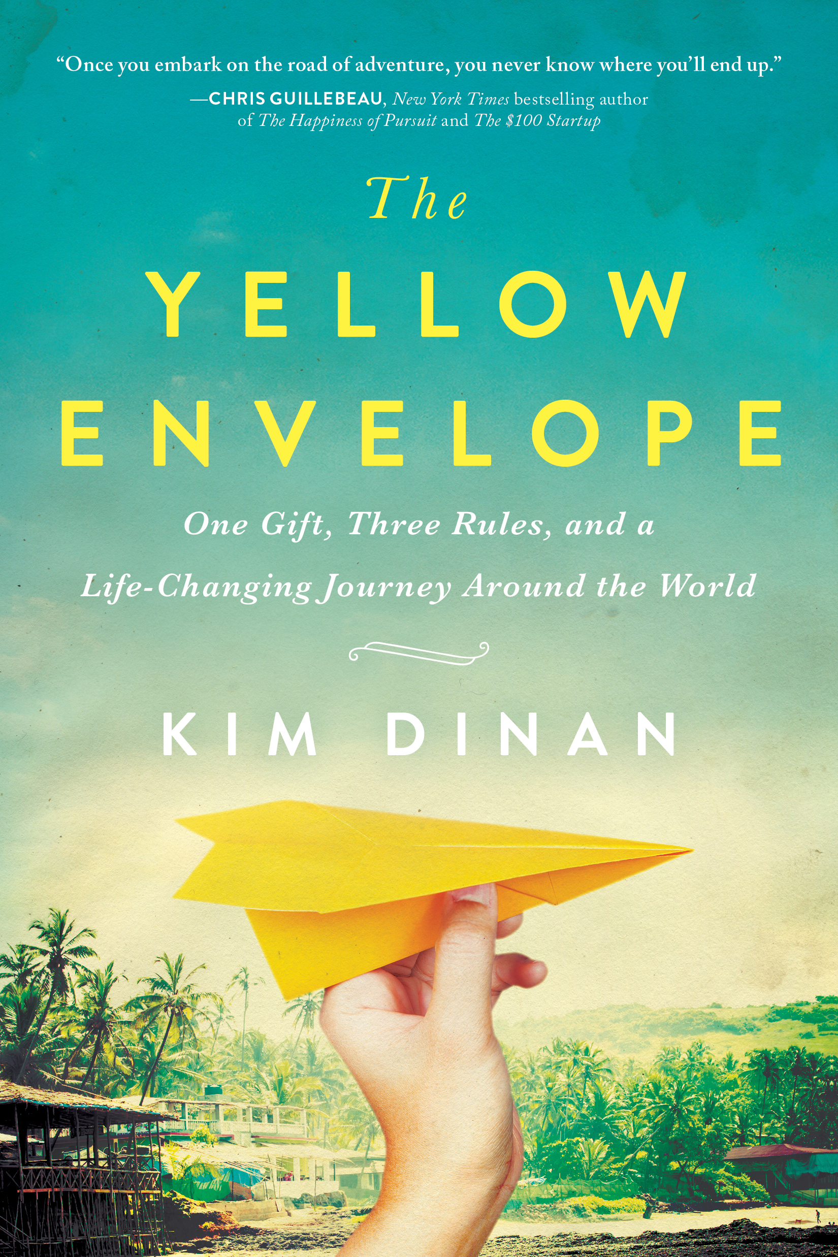 Interview with Kim Dinan of The Yellow Envelope