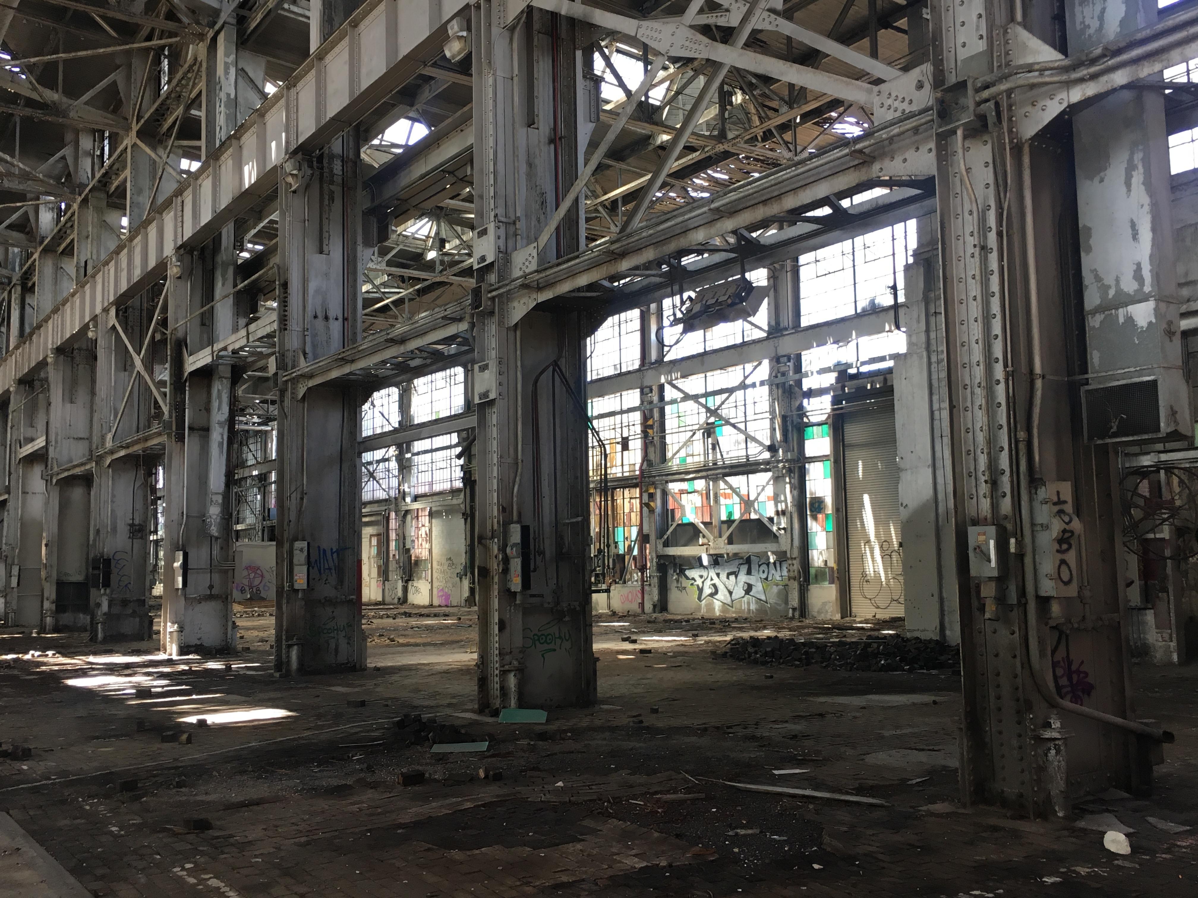 Rail Yard Market: new mexico