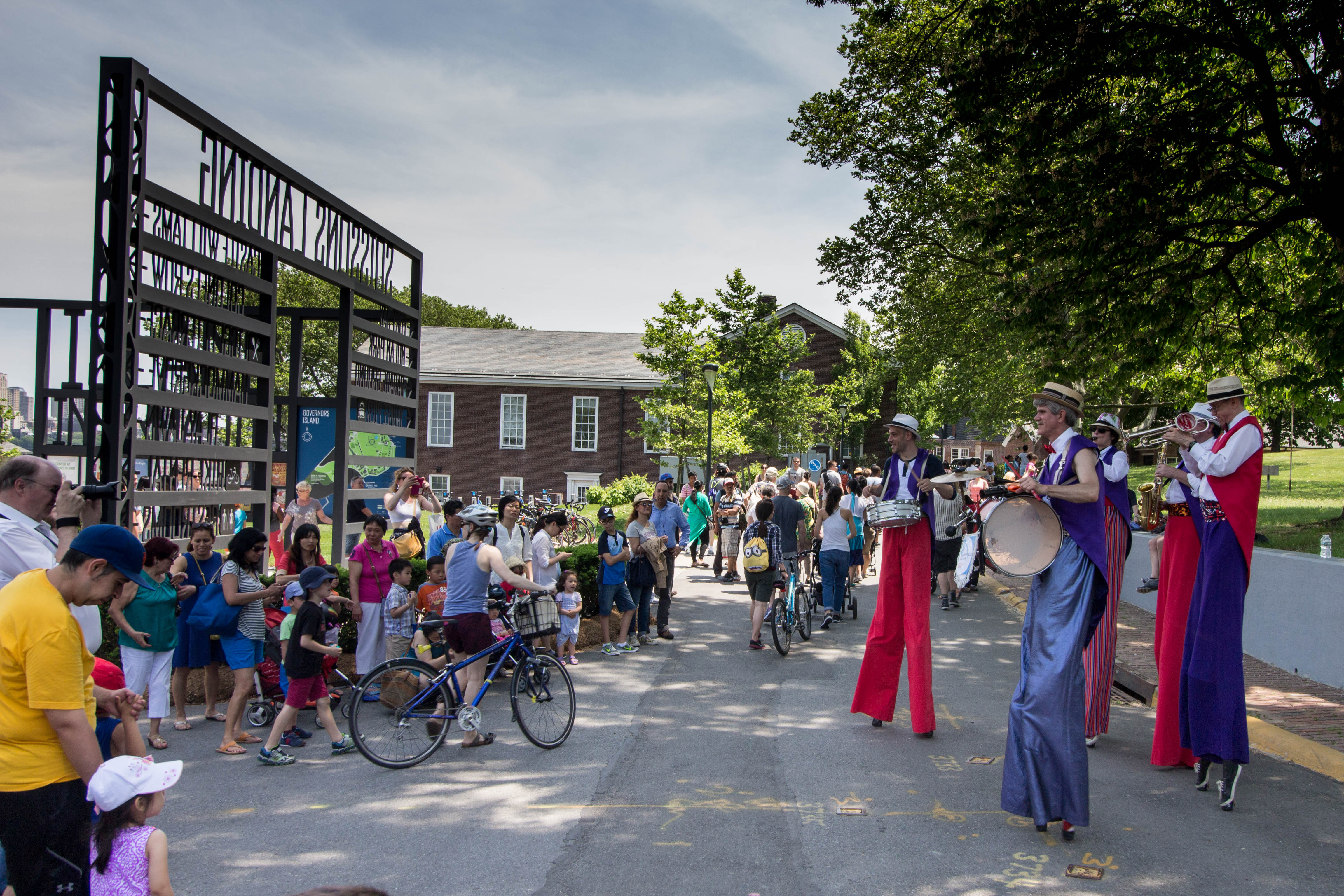 Fun Things to Do this Memorial Day Weekend at Governors Island