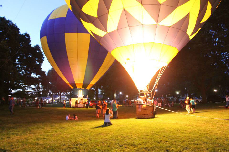 2017 Hudson Valley Hot-Air Balloon Festival