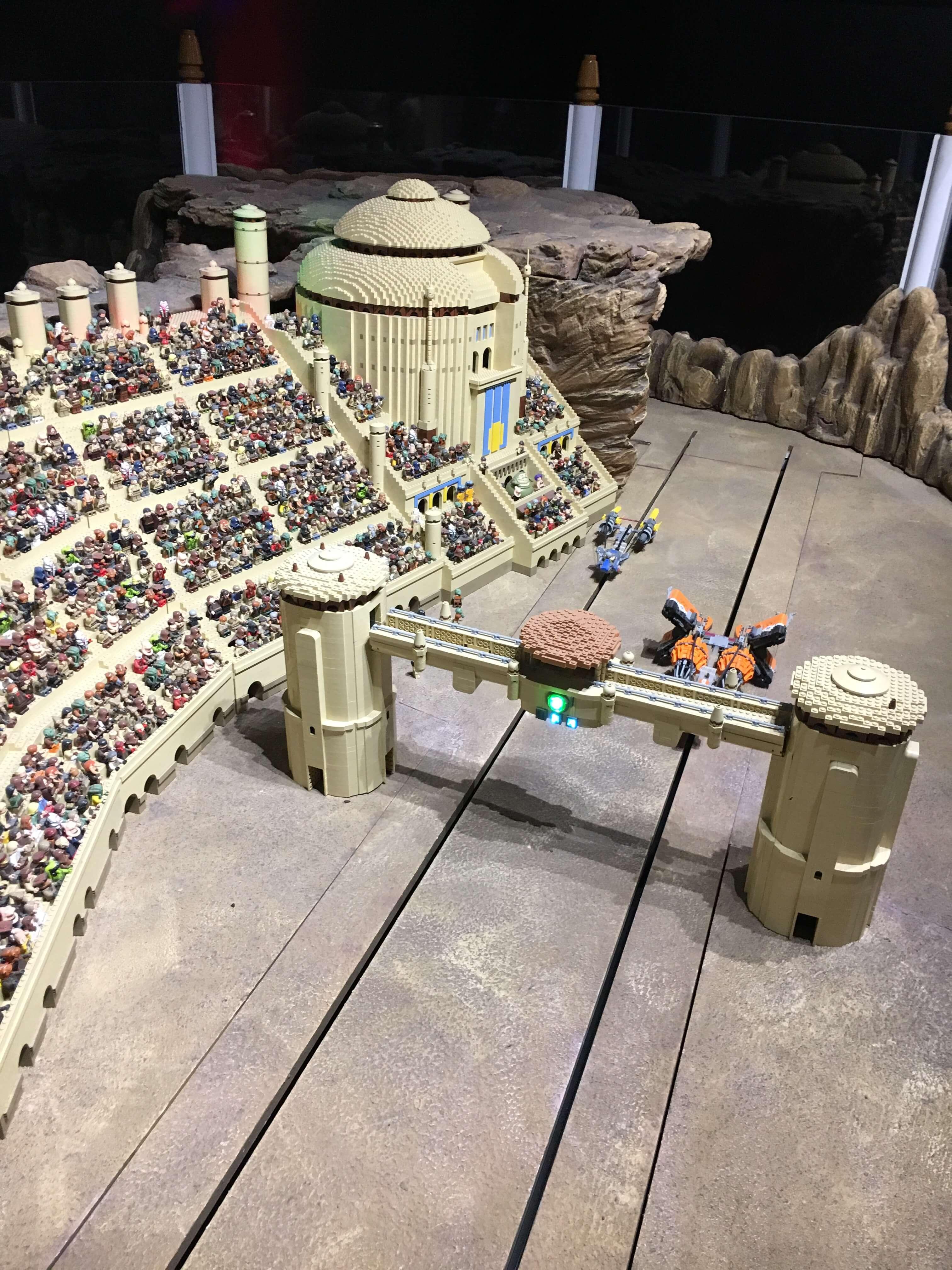 star wars movie legos