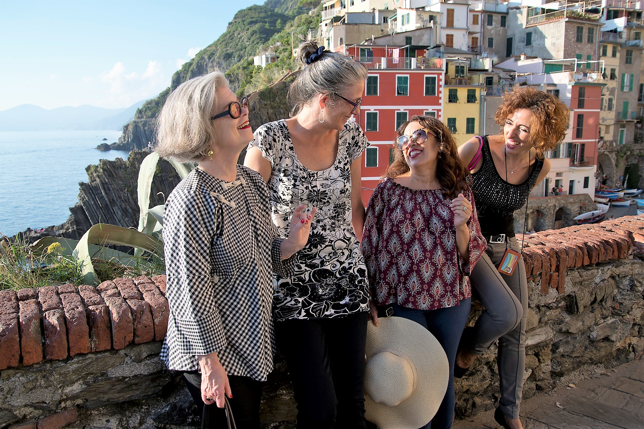 traveling to italy for women