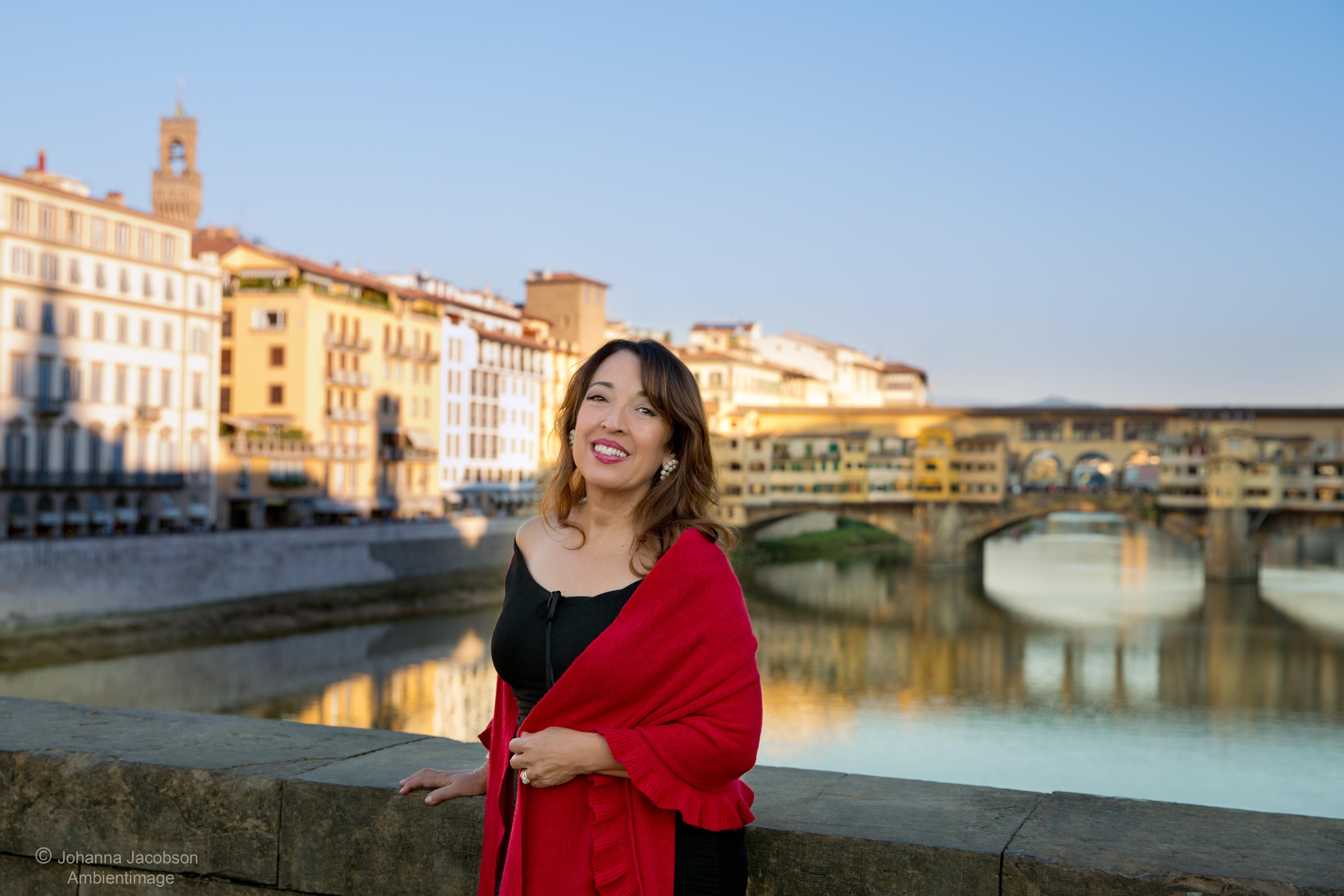 Interview withSusan Van Allen about Italy