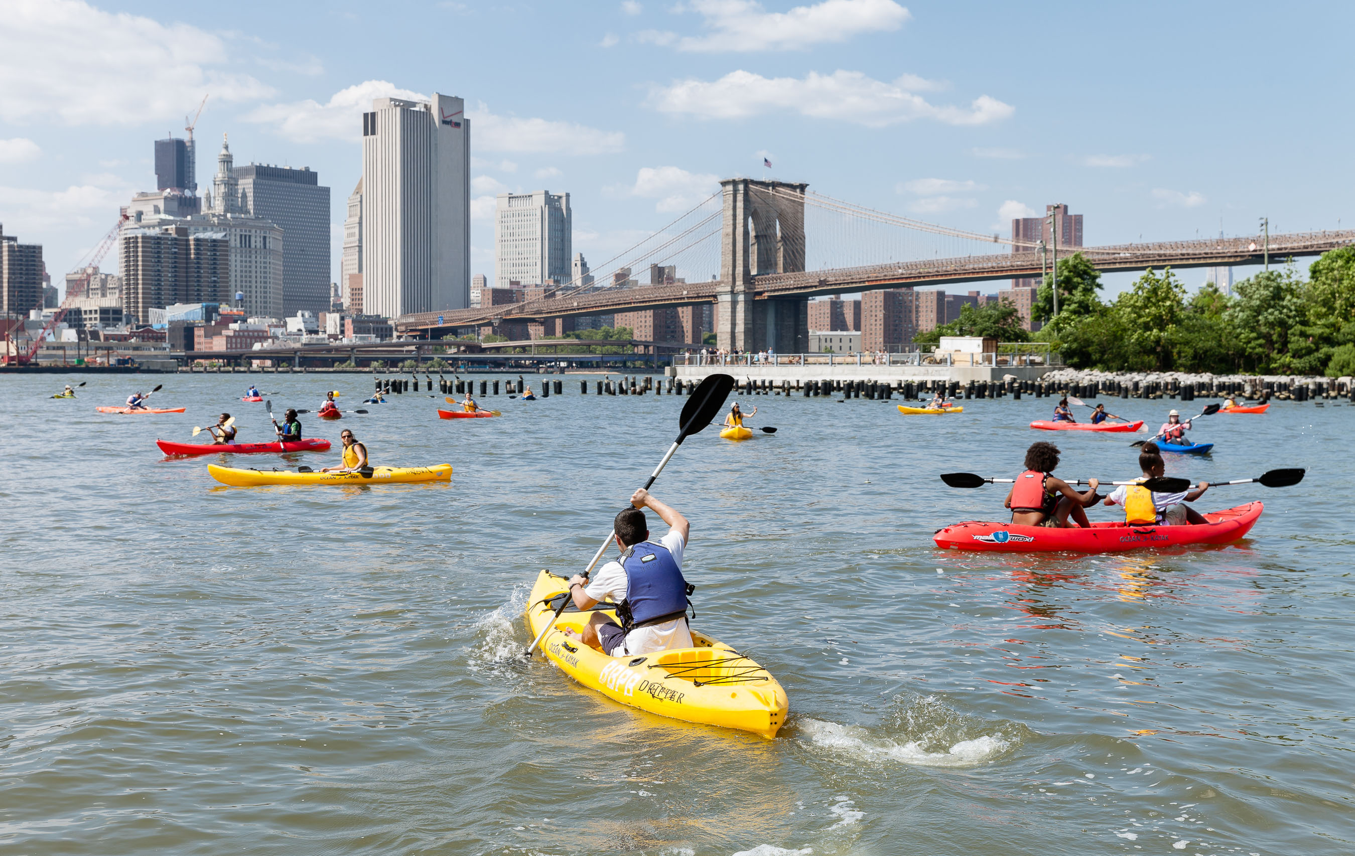 Brooklyn Bridge Park Summer Events and Activities